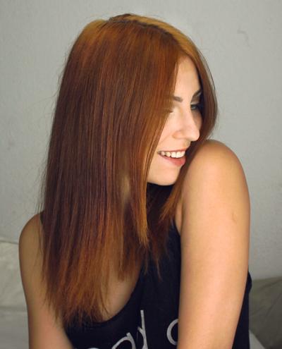 Favorit Braun Gefärbte Haare Aufhellen At Ga23 Startupjobsfa