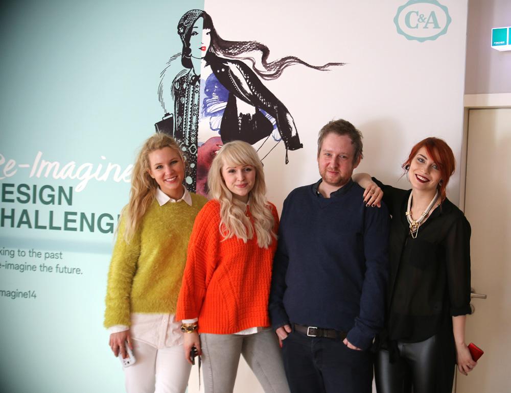 designchallenge 2014 4 Event: C&A Reimagine Design Challenge 2014
