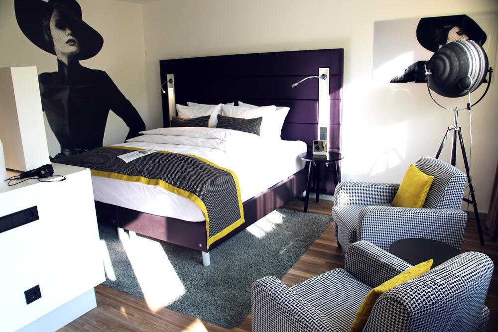 Hotel indigo düsseldorf fashion boutique hotel deutschland nrw mode empfehlung