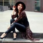 Hippie fashion Moscow black7 150x150 Outfit: Mavi Blogger Shooting