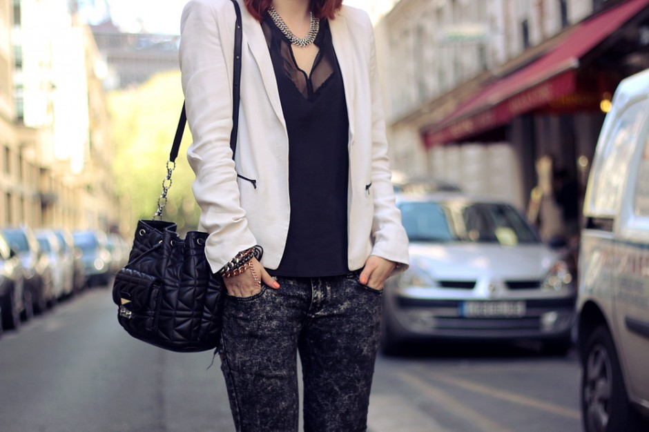 Outfit paris i love you fashion blog from germany modeblog aus berlin - Comptoirs des cotonniers paris ...
