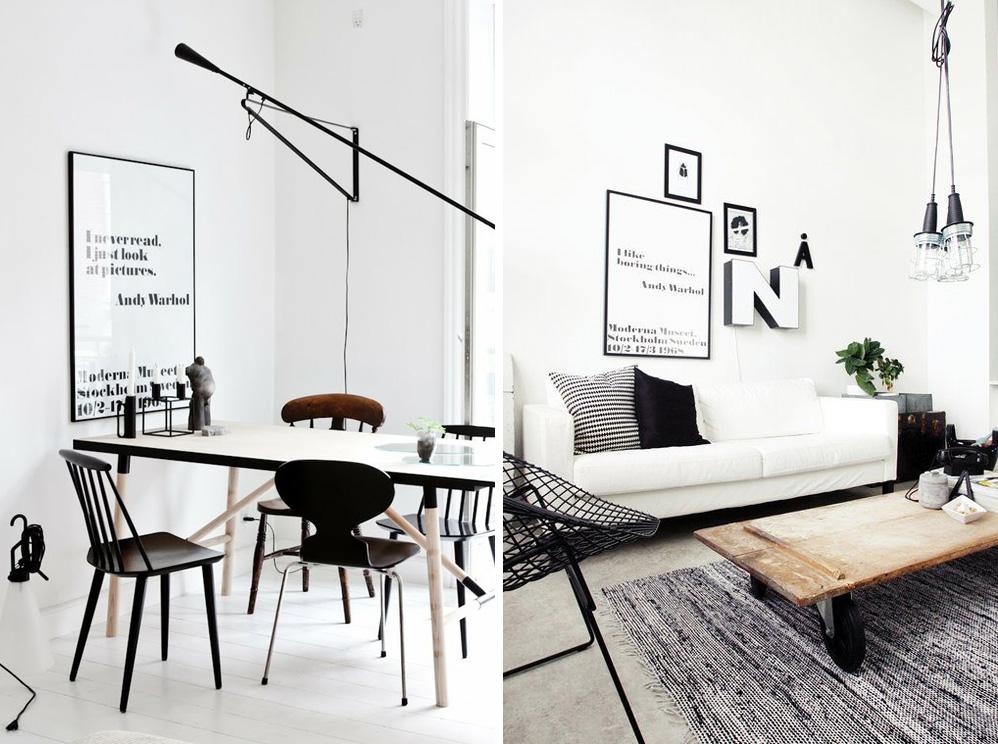 Interior inspirations scandi for Scandinavian interior design inspiration
