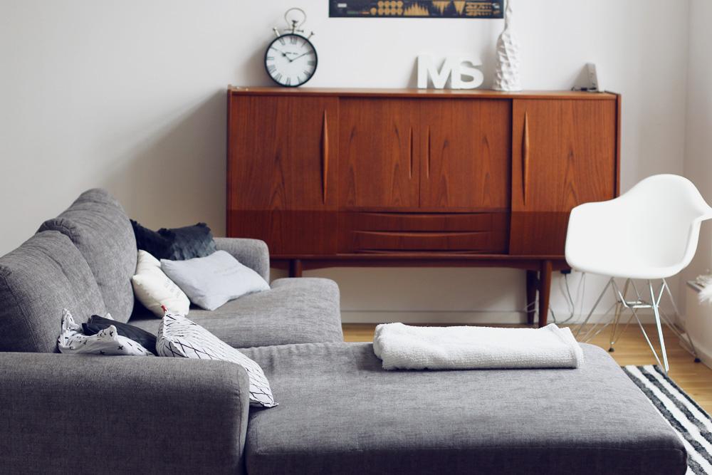 scandinavian masha sedgwick berlin wohnung apartment home zuhause interior inspiration freunde von freunden mitte loft industrial 50s danish design studio blogger
