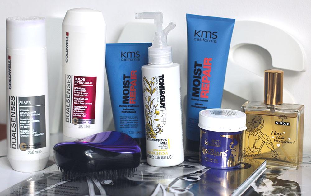 Kms haarpflege test
