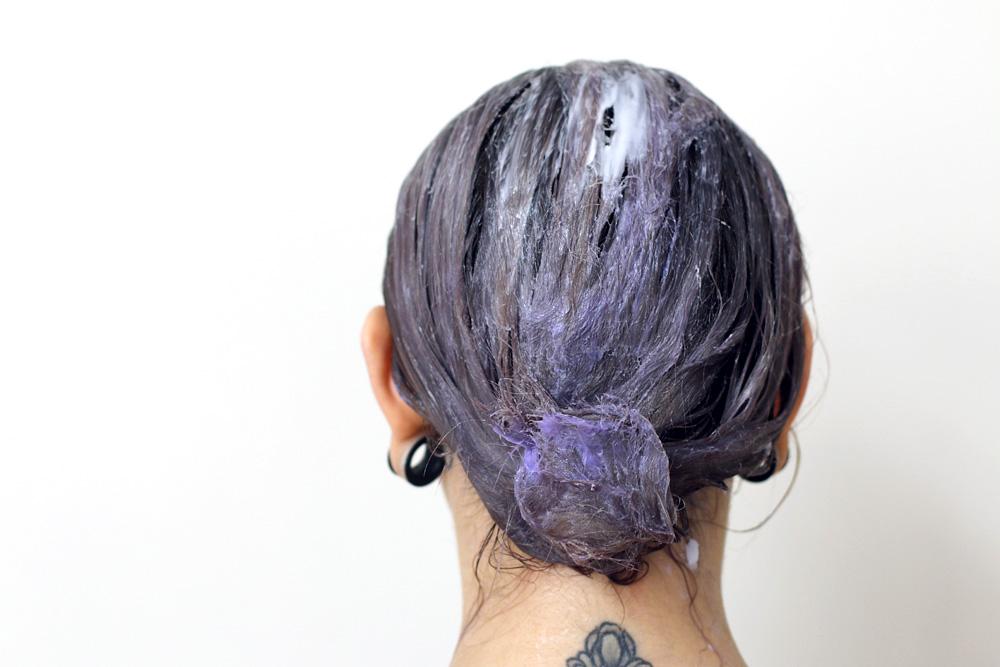 Wie Farbe Ich Mir Die Haare Weiss Grau Silber How To Get White