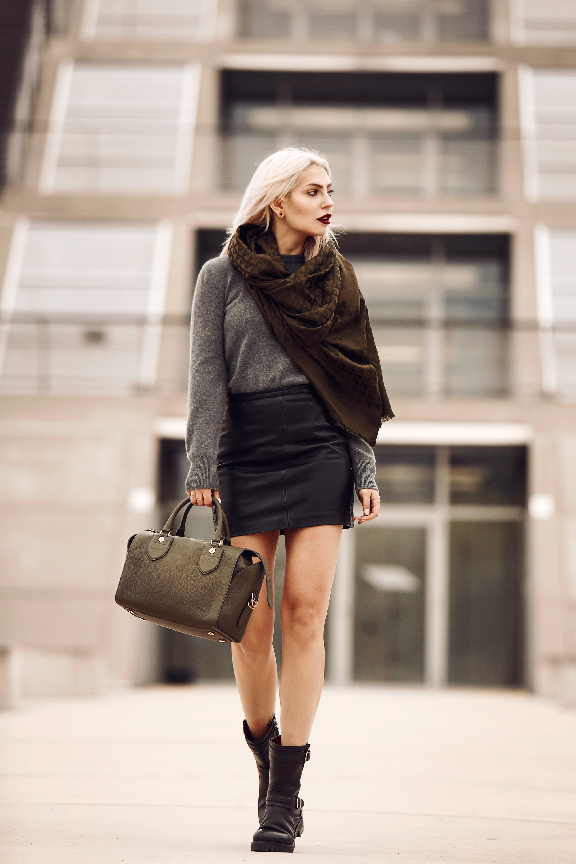 Outfit: true classics via Masha Sedgwick featuring Bally boots