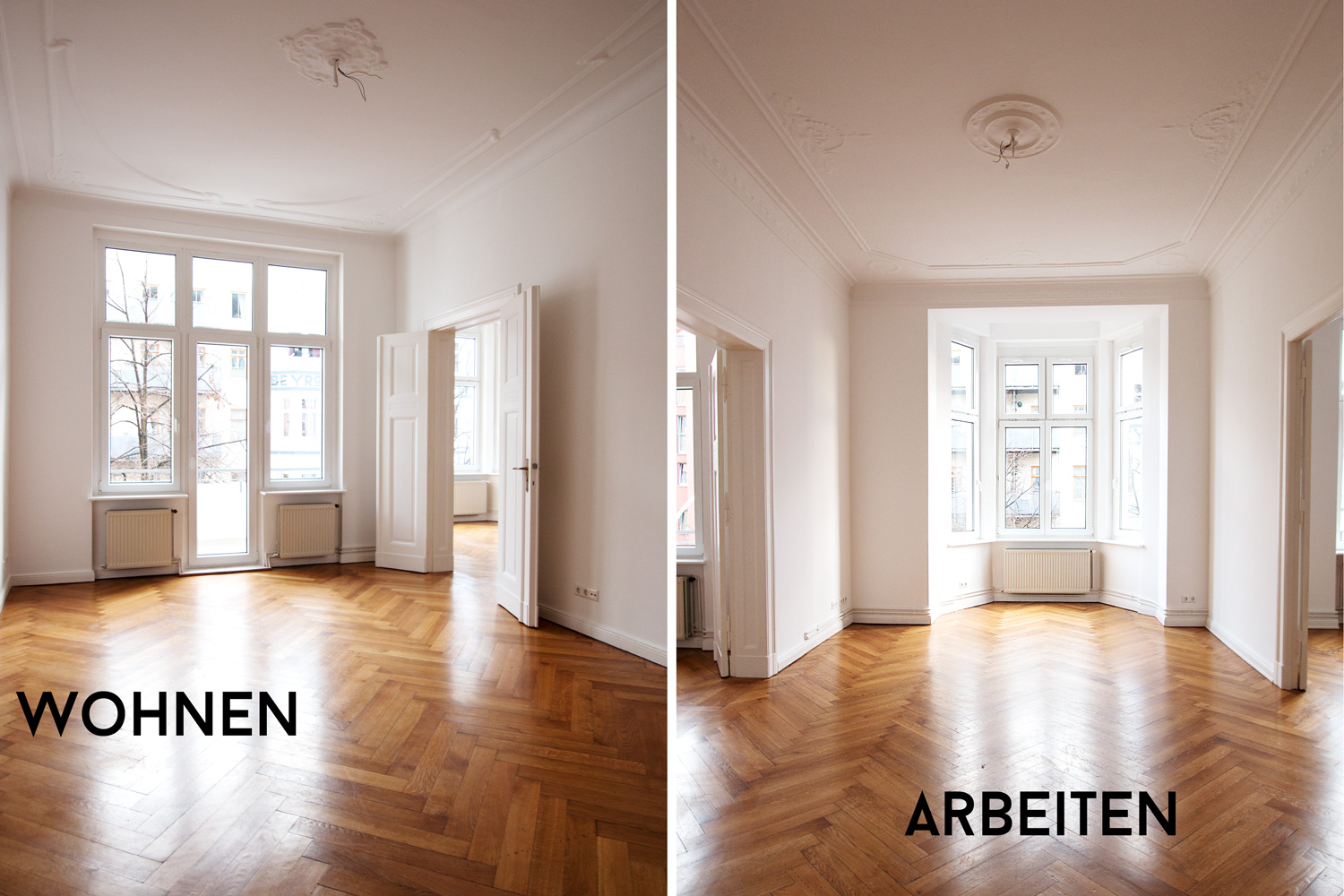 view more details on my blog | our new apartment in Berlin Mitte