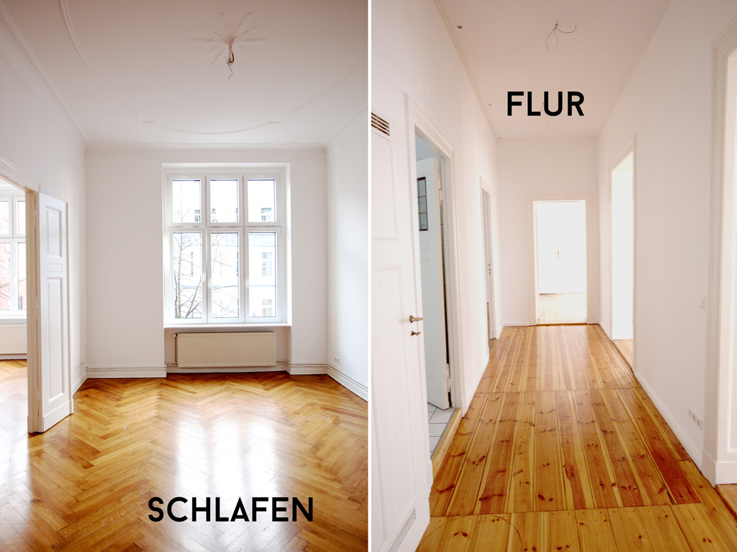 View More Details On My Blog | Our New Apartment In Berlin Mitte | Unsere  Neue