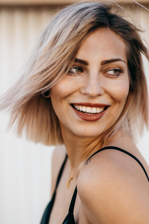 my bob style | hair style | blonde | Balayage | beauty blogger
