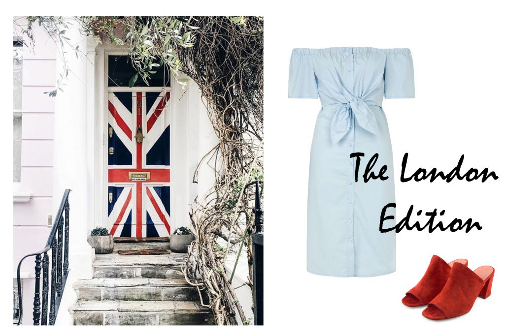 What To Wear: London Calling