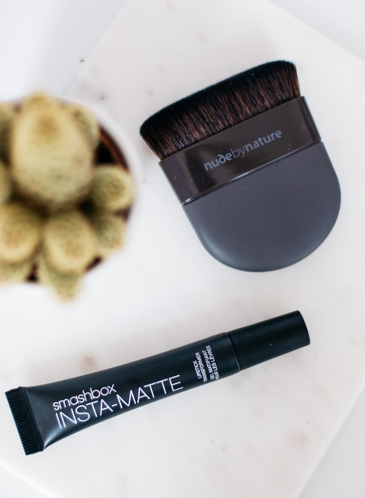 любимые косметические товары | Smashbox Insta-matte