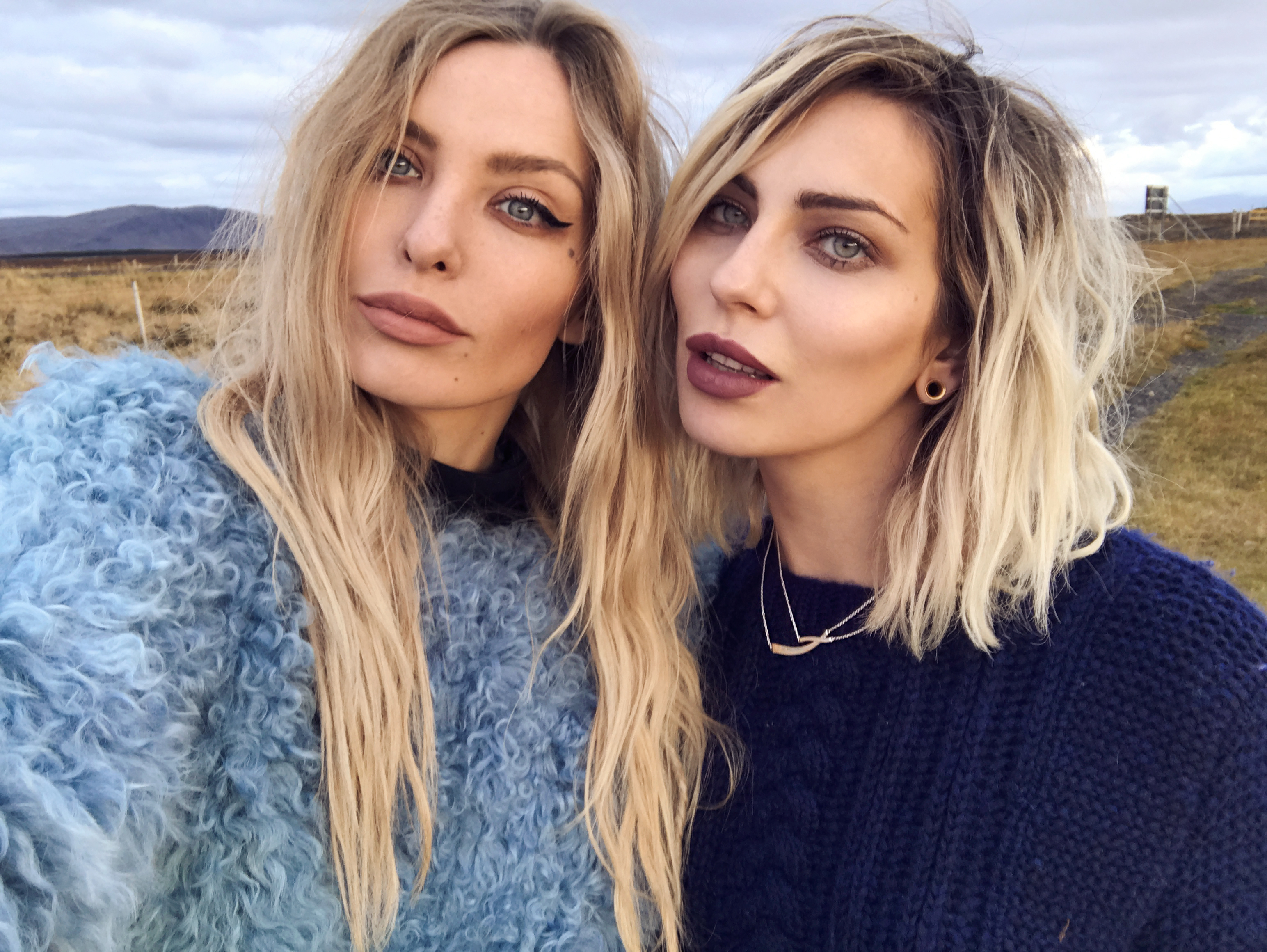 Iceland Diary | landscapes | hot spots | travel destination | masha sedgwick | like a sister | selfie