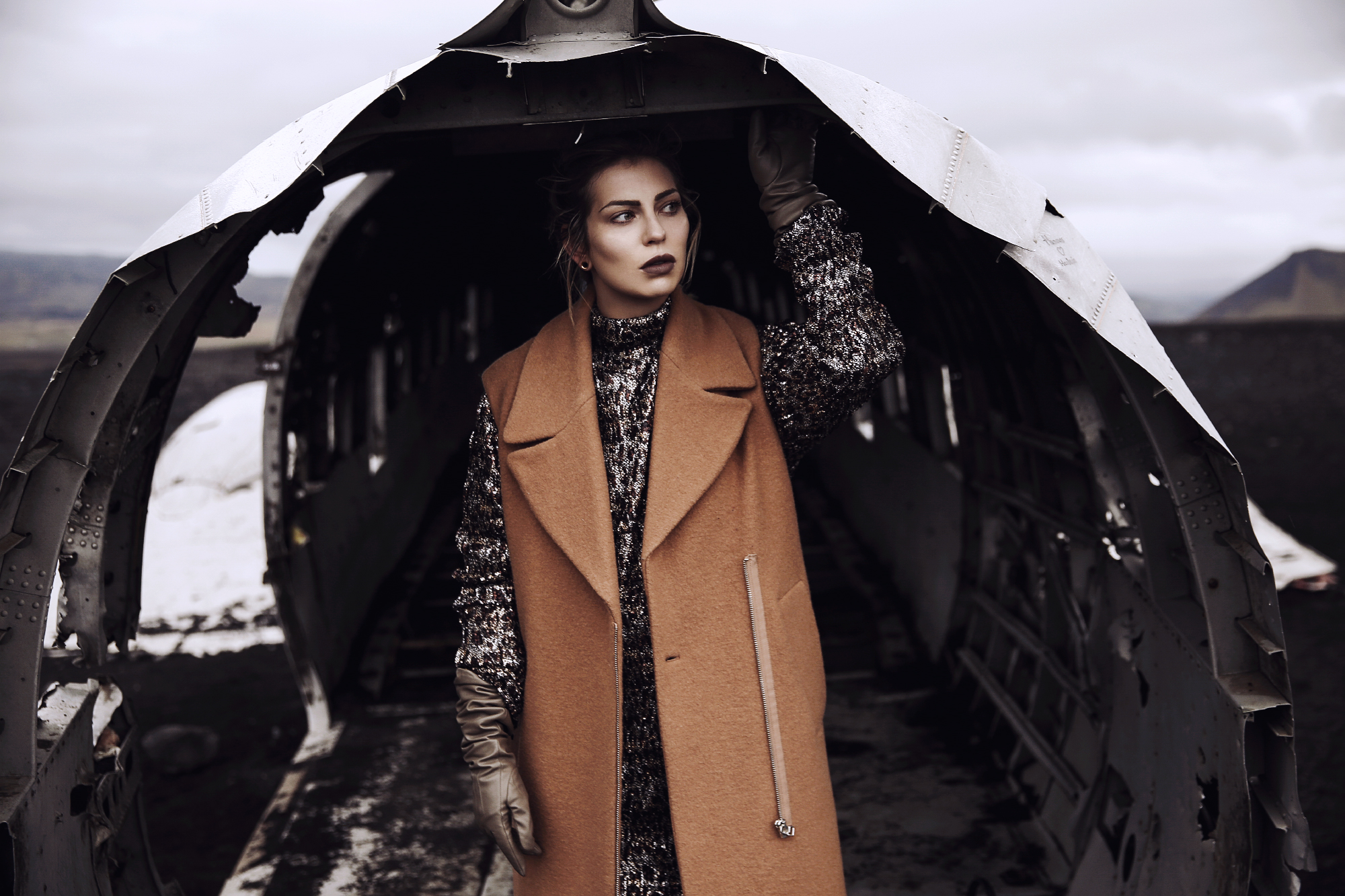 Masha Sedgwick | Berlin | Germany | Fashion | Plane| Outfit
