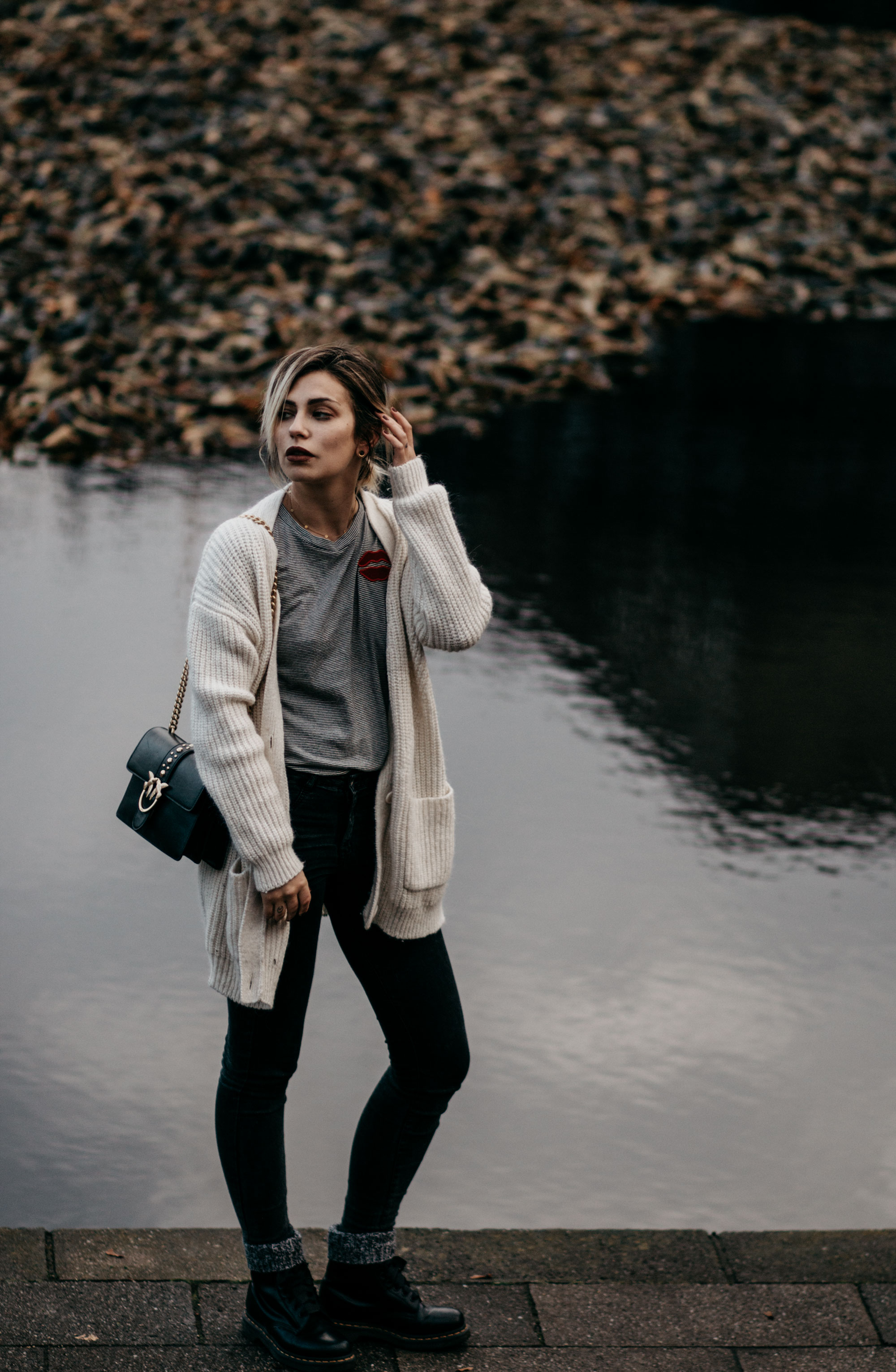 comfy street style | winter
