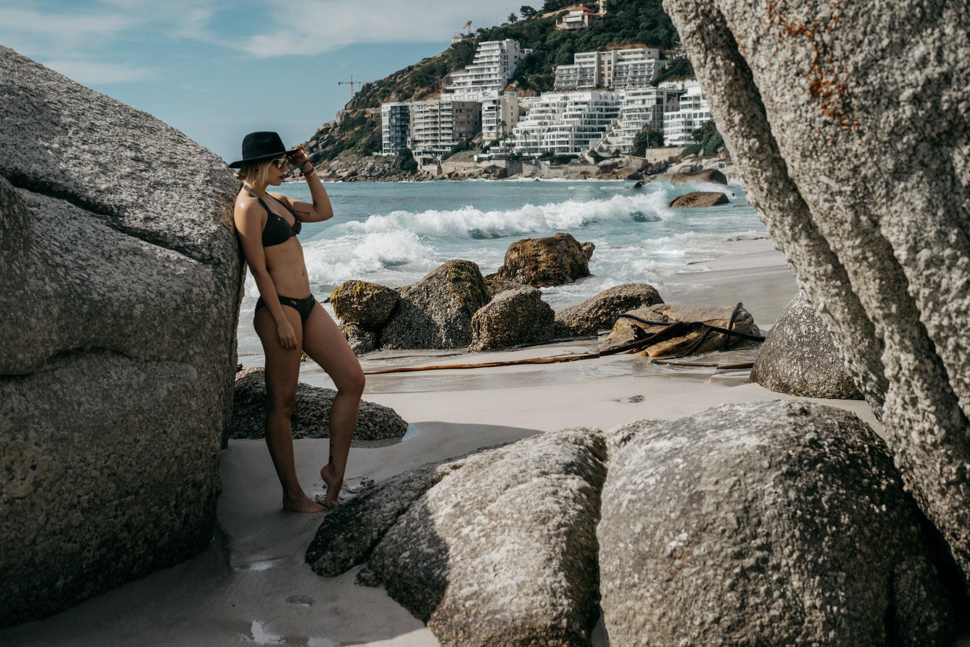 Cape Town, Ocean View | Bikini moments
