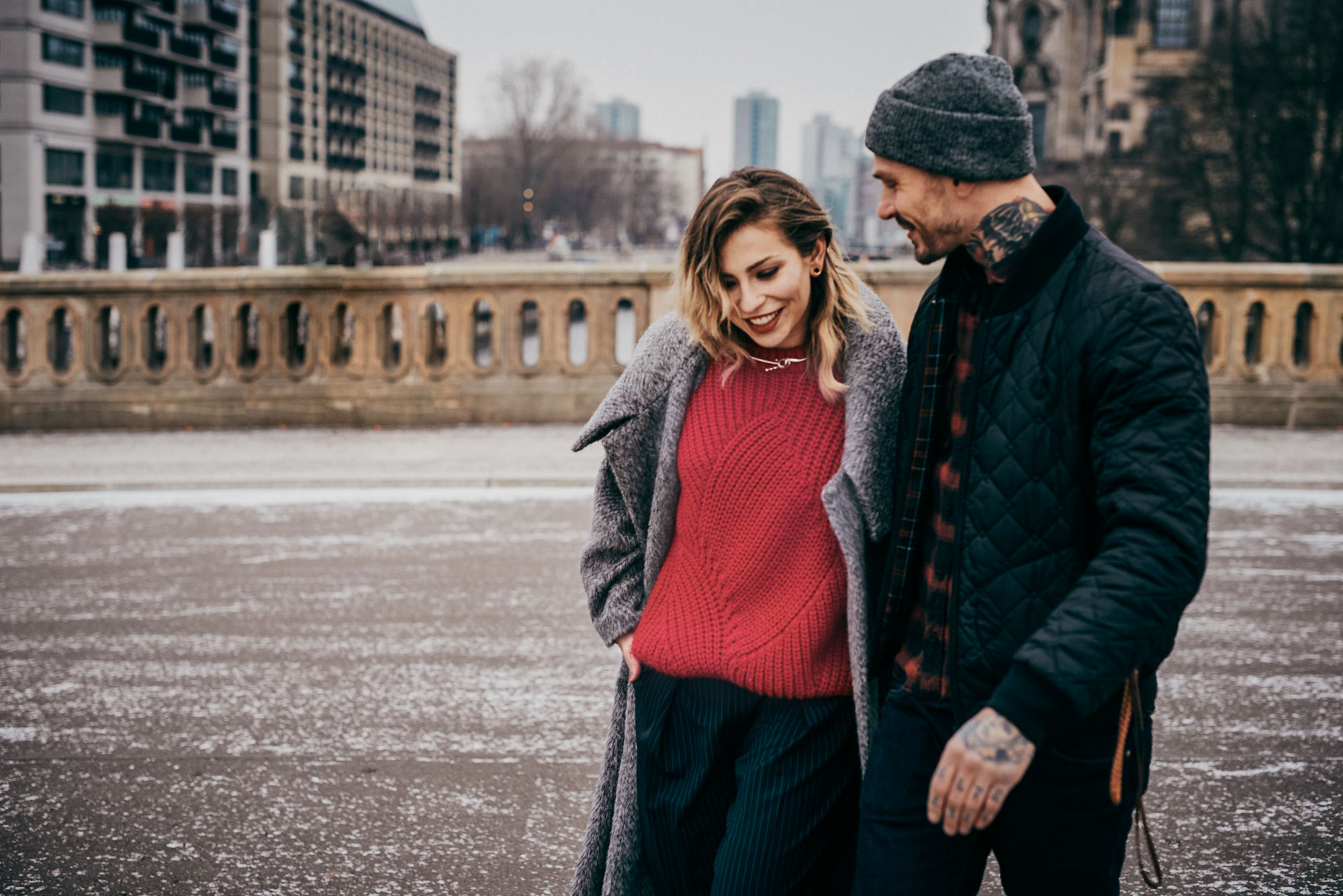 romantic Valentines day | couple goals in Berlin | Masha Sedgwick & Swen Losinsky (boyfriend)
