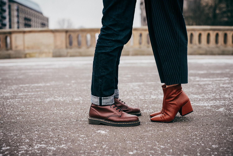 Valentinstag | Pärchenbilder in Berlin | Masha Sedgwick & Swen Losinsky (Freund / boyfriend)