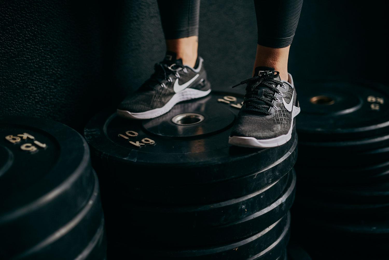 Wie ich mich zu Sport motiviere, obwohl ich ein Sportmuffel bin | Believe in more by Nike | Location: Crossfit Box myleo in Berlin