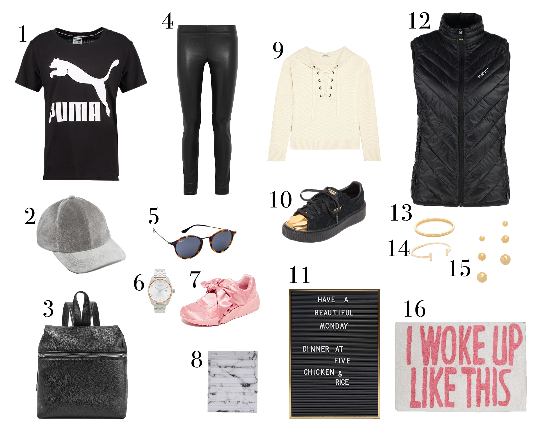 Masha Sedgwick, Blog, Blogger, Germany, Belrin, How to wear: Athleisure, Fenty x Puma
