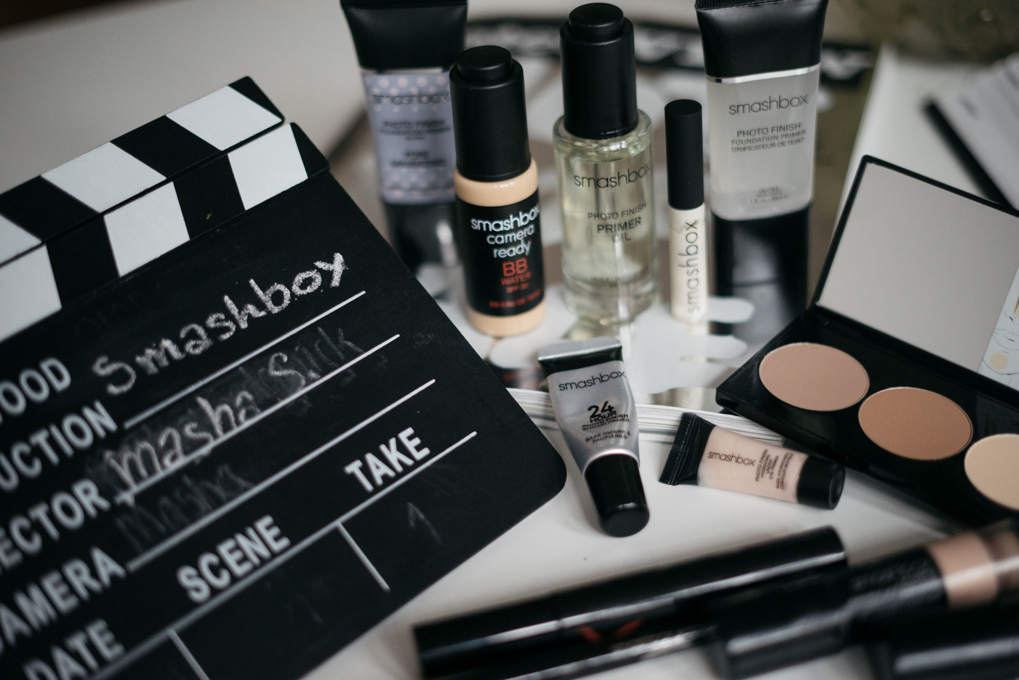 Masha Sedgwick, Blog Germany, Berlin, Blogger, Smashbox, Primer, Make Up, How to use Primer, grey lipstick