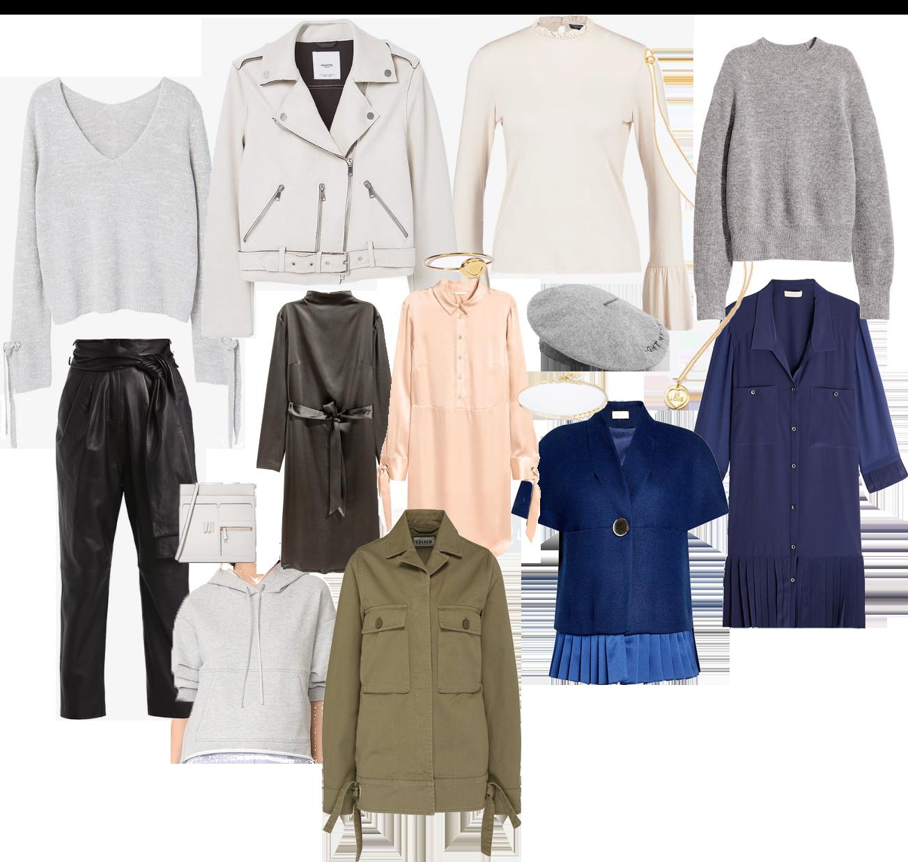 Маша Седжвик, модный блоггер из Берлина, одежда нового немецкого дизайнера Nobi Talai | тренд: многослойность