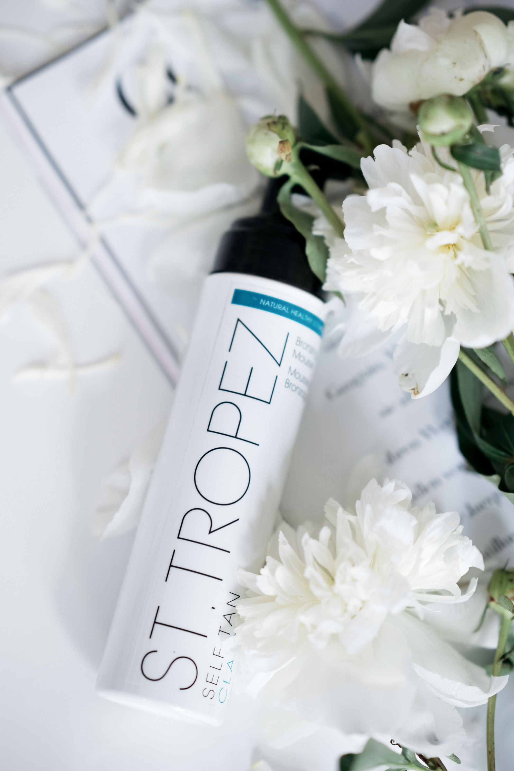 St.Tropez self tanning mousse