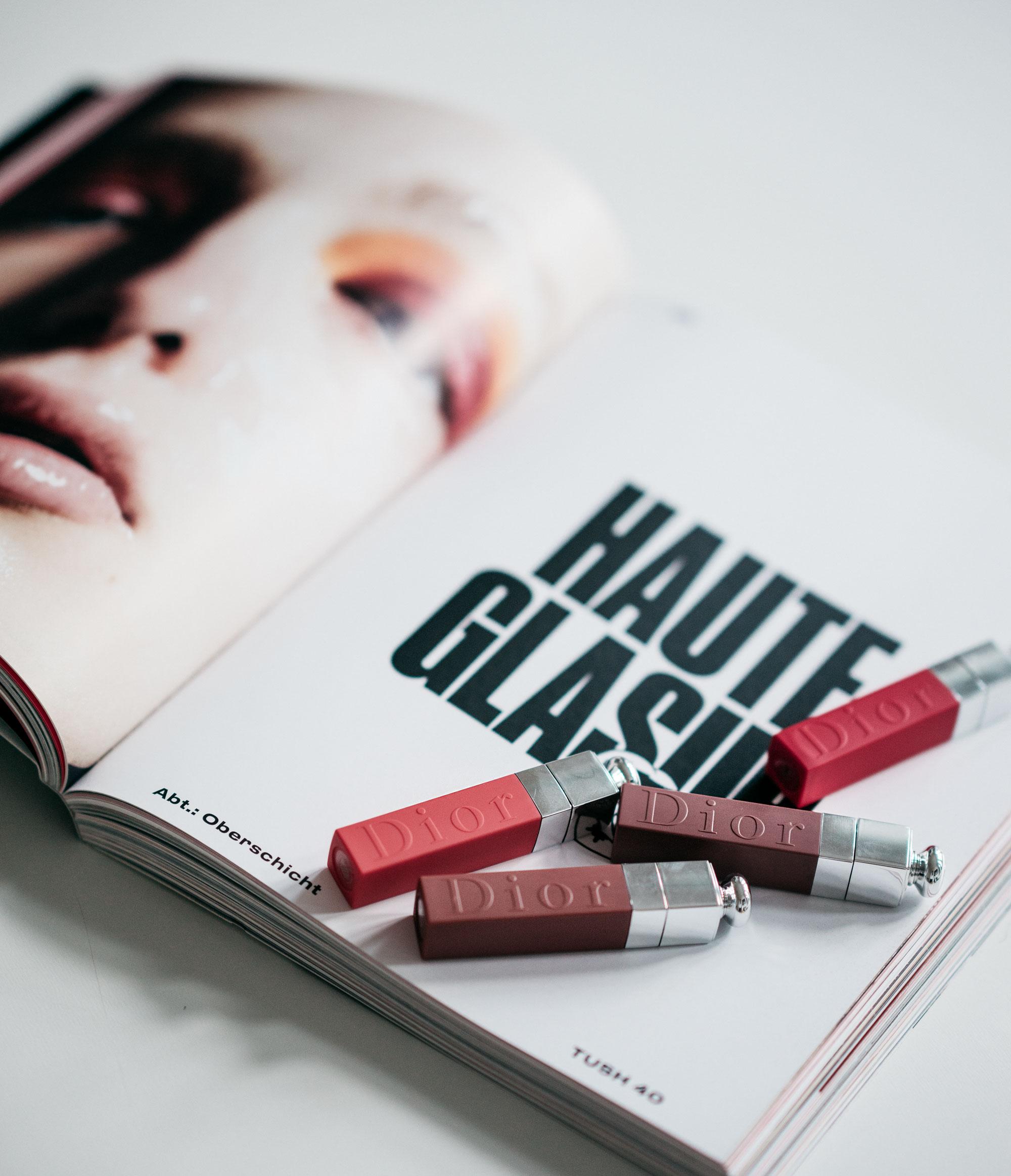 Liptint von Dior / Lip Tattoo