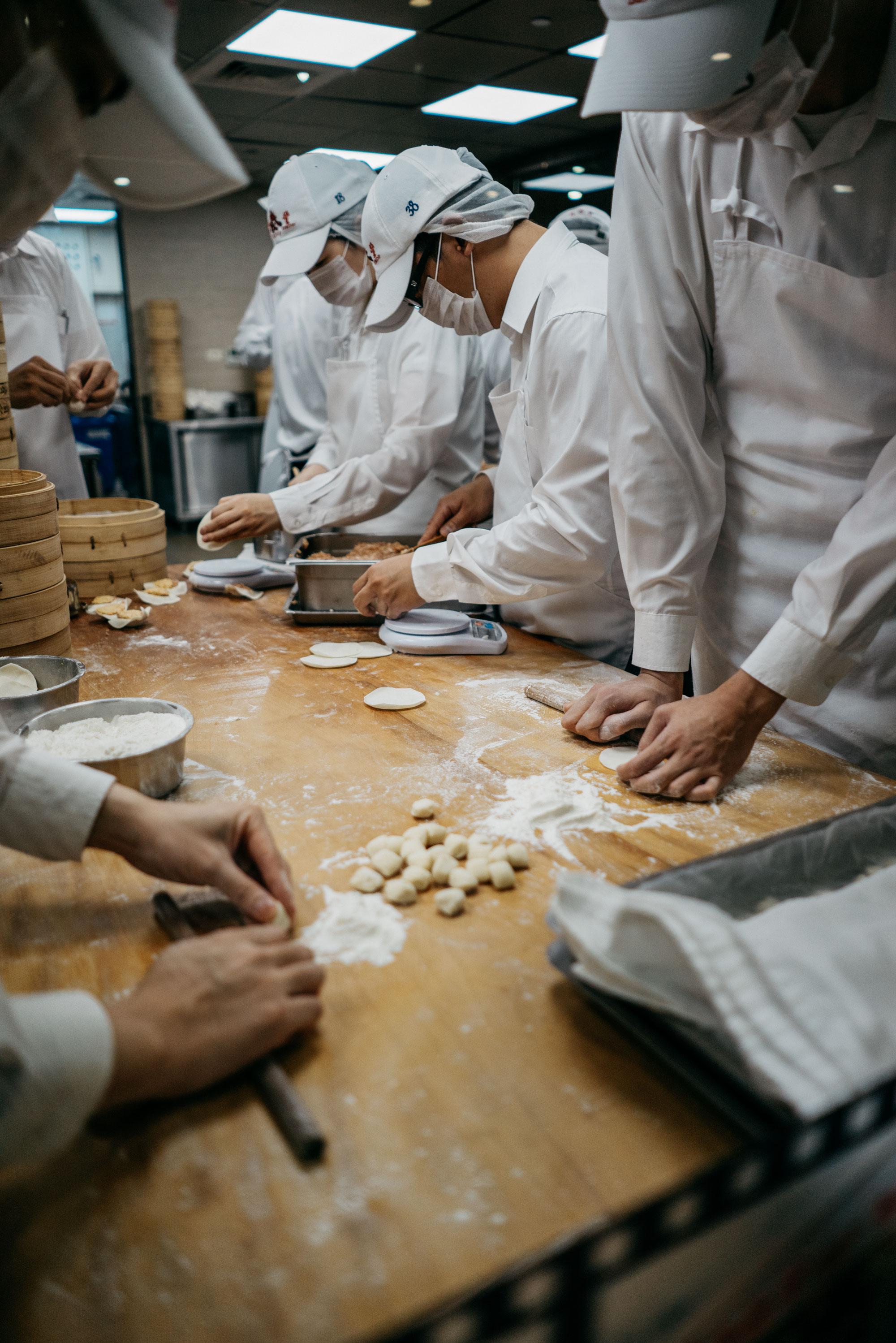 Dumplings at Din Tai Fung | chinese kitchen | Taiwan, Taipei