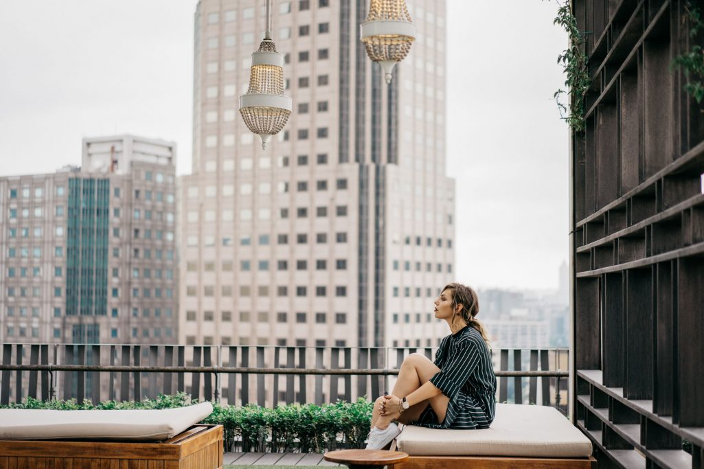 Hotel Review: W Taipei