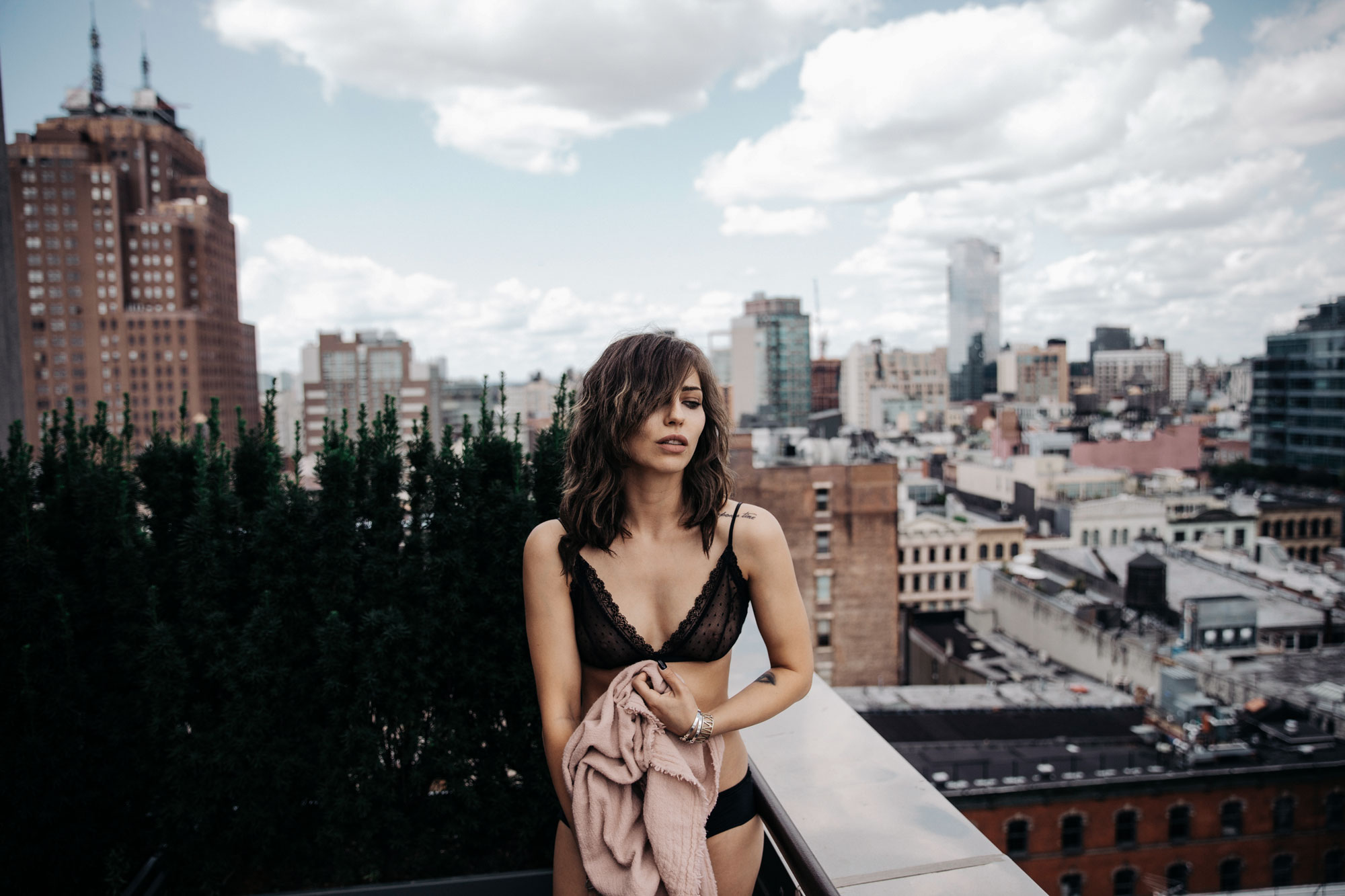 Masha Sedgwick; New York; Hotel Review; 11 Howard; Soho; Blogger; Germany