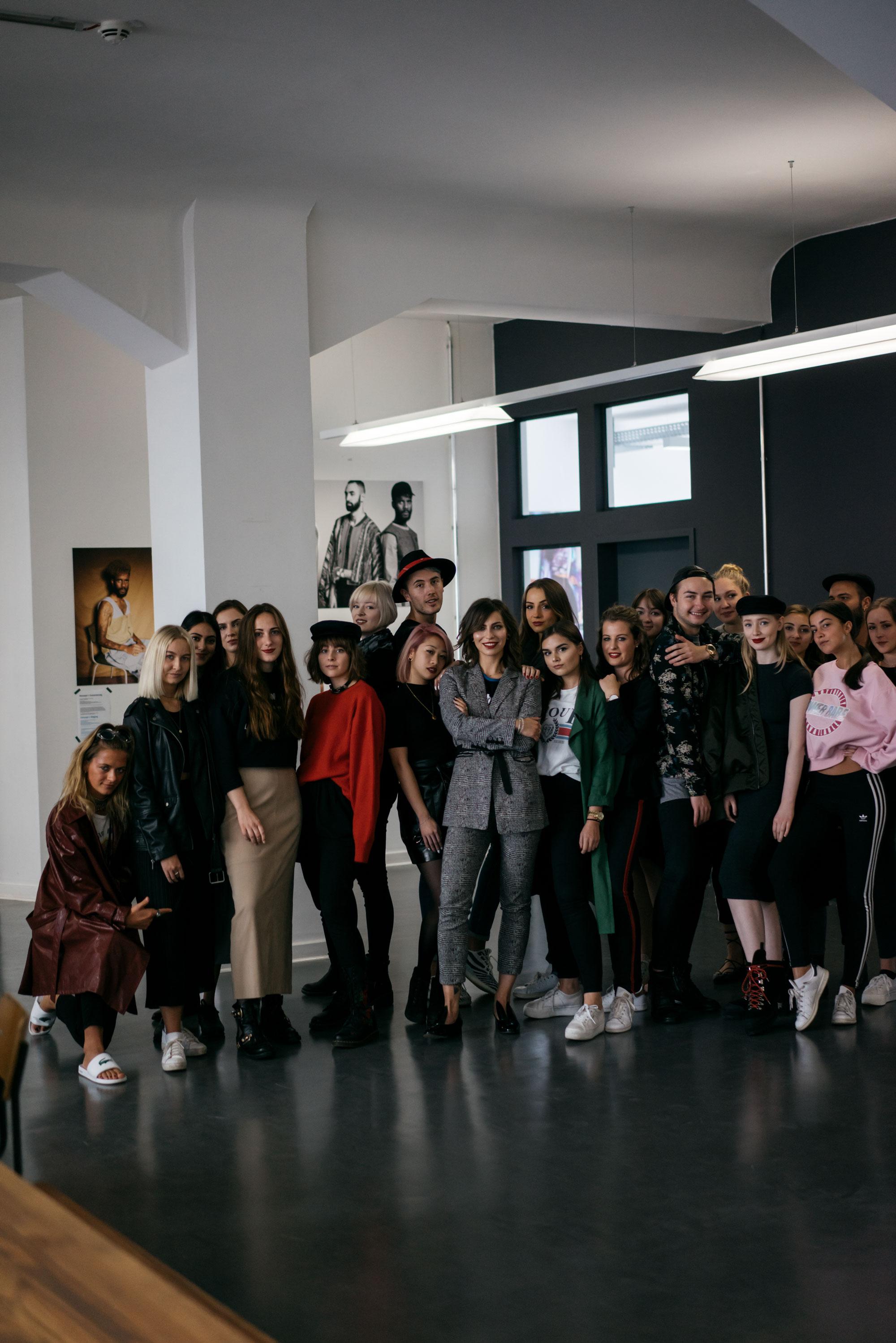 Projektwoche AMD | Masha Sedgwick | Workshop: Bloggen für Fortgeschrittene | Students | Berlin Akademie für Mode & Design