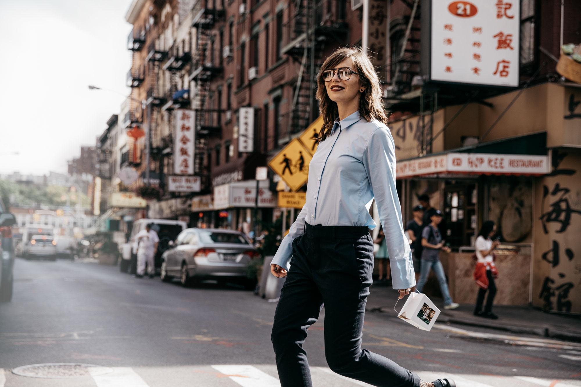 Masha Sedgwick, Berlin, Germany, Blogger, Chinatwon, New York City, What to do in chinatwon