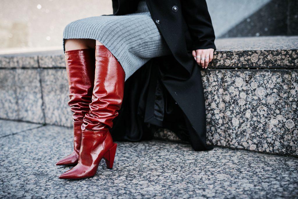Shopping: Rote Schuhe ♥