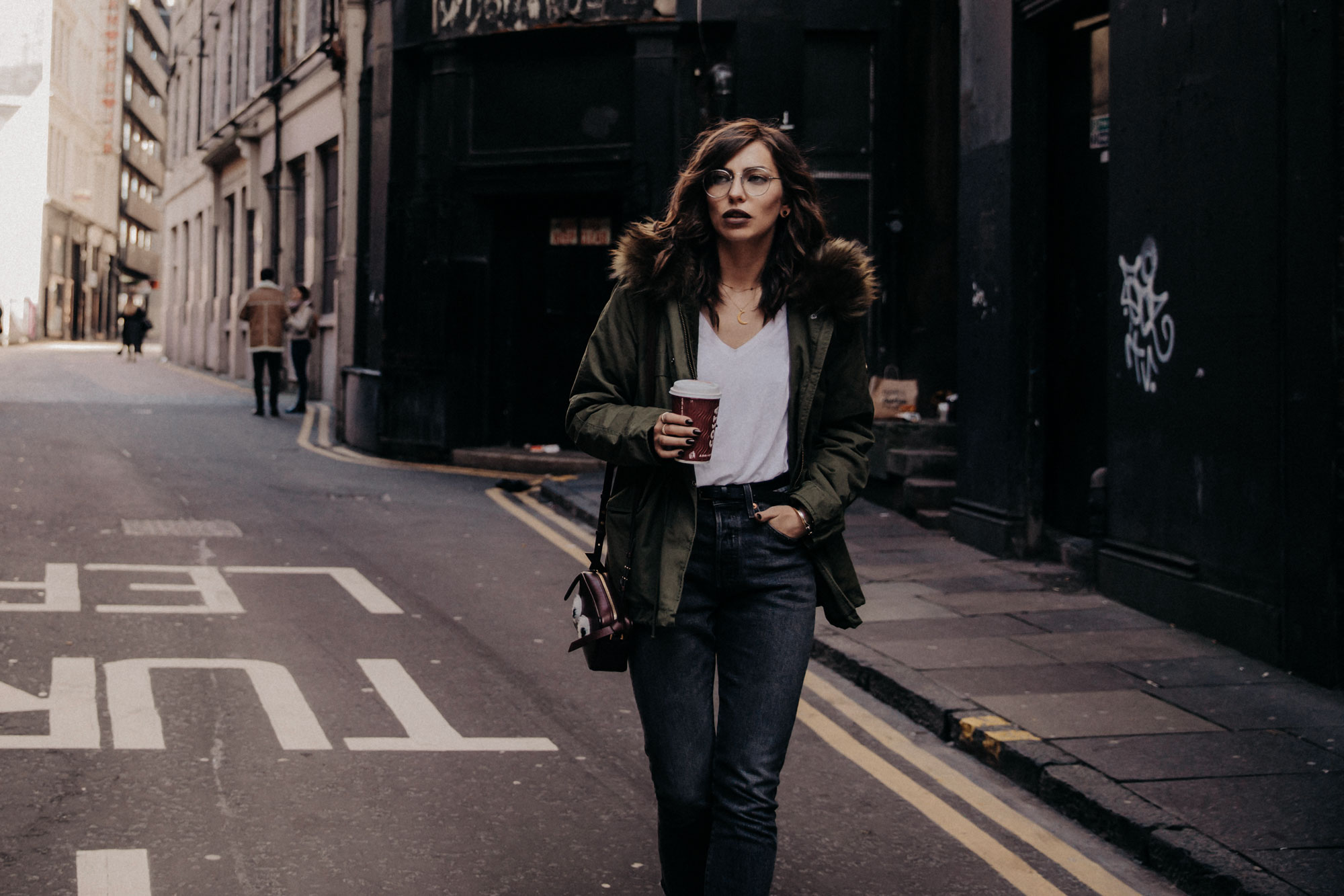 Wie man einen Parka kombiniert | Outfit Inspiration | Herbst / Winterjacke | Winterjacke | Blonde No 8 | Masha Sedgwick | Street Style