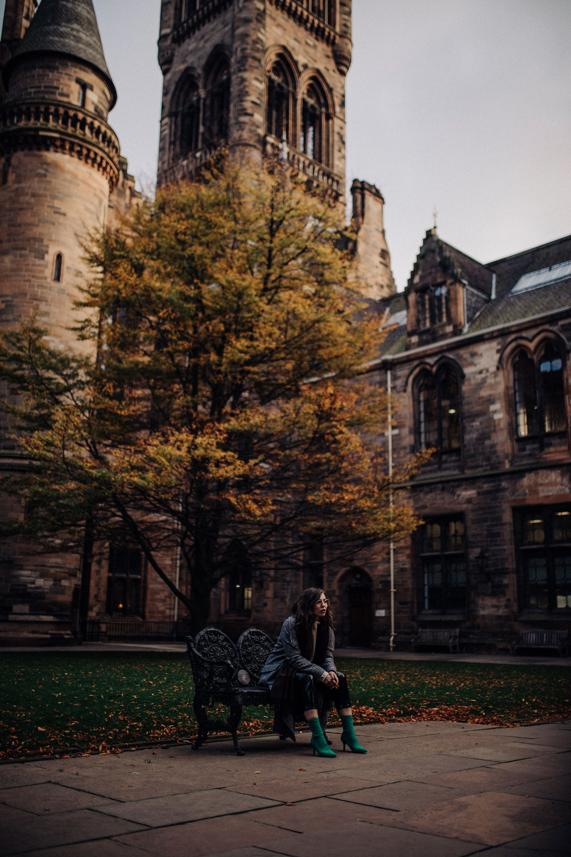 Glasgow University | Harry Potter locations in Scotland |   Edinburgh | Travel | Roadtrip | must see