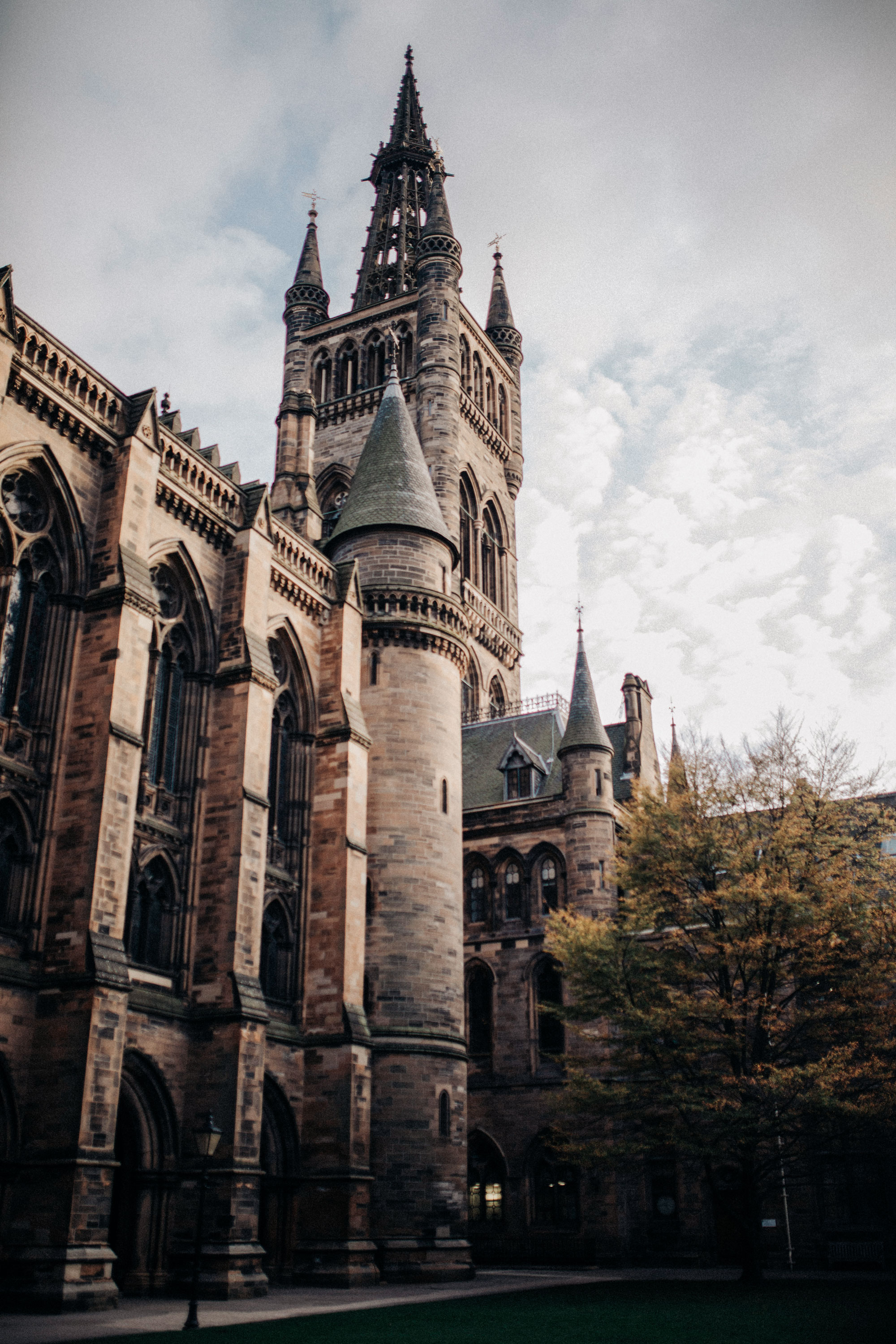 Glasgow University | Hogwarts | Harry Potter locations in Scotland | Edinburgh | Travel | Roadtrip | must see | Trip | recommendations | sightseeing
