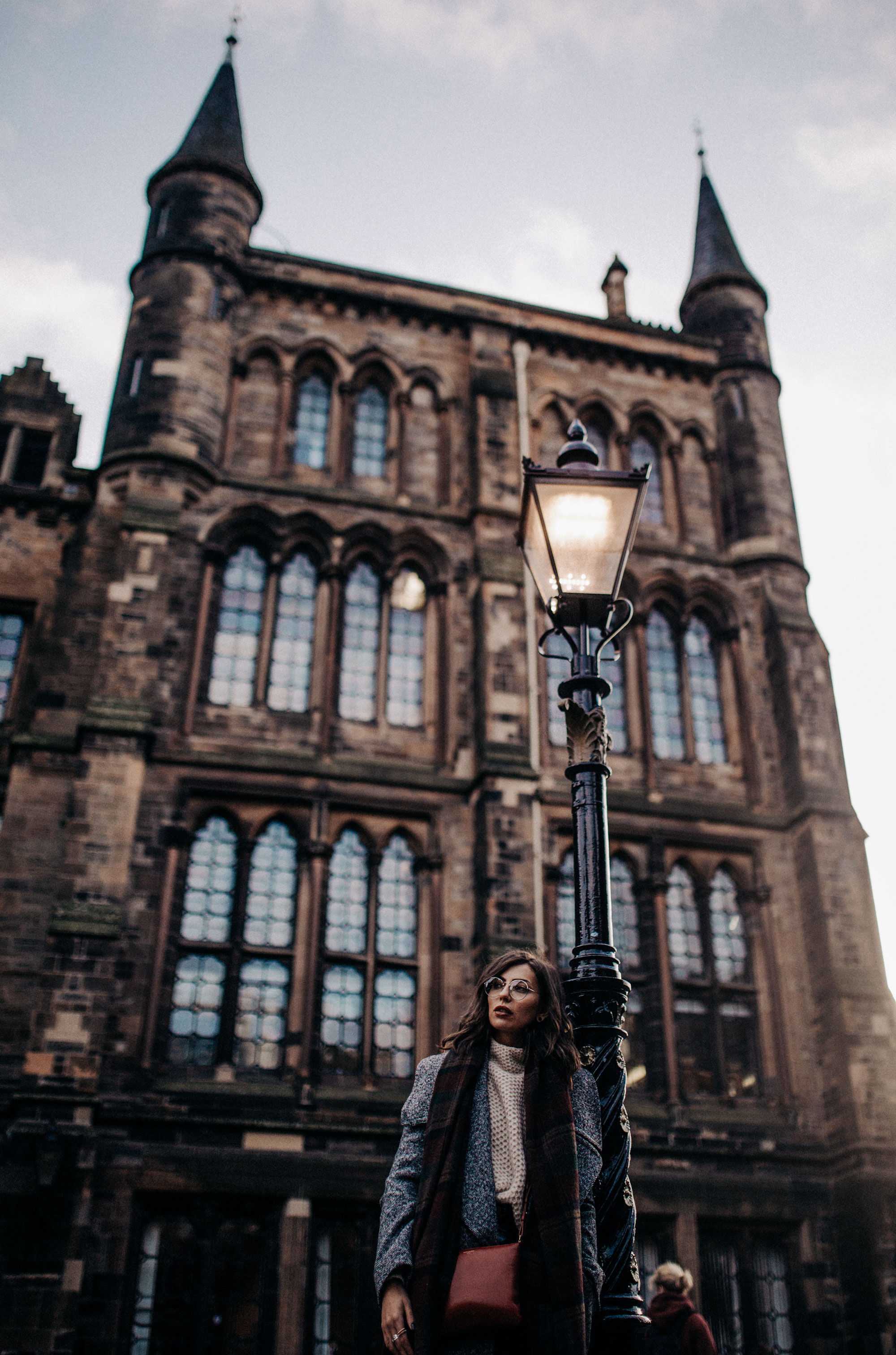 Glasgow Universität | Hogwarts | Harry Potter Drehort