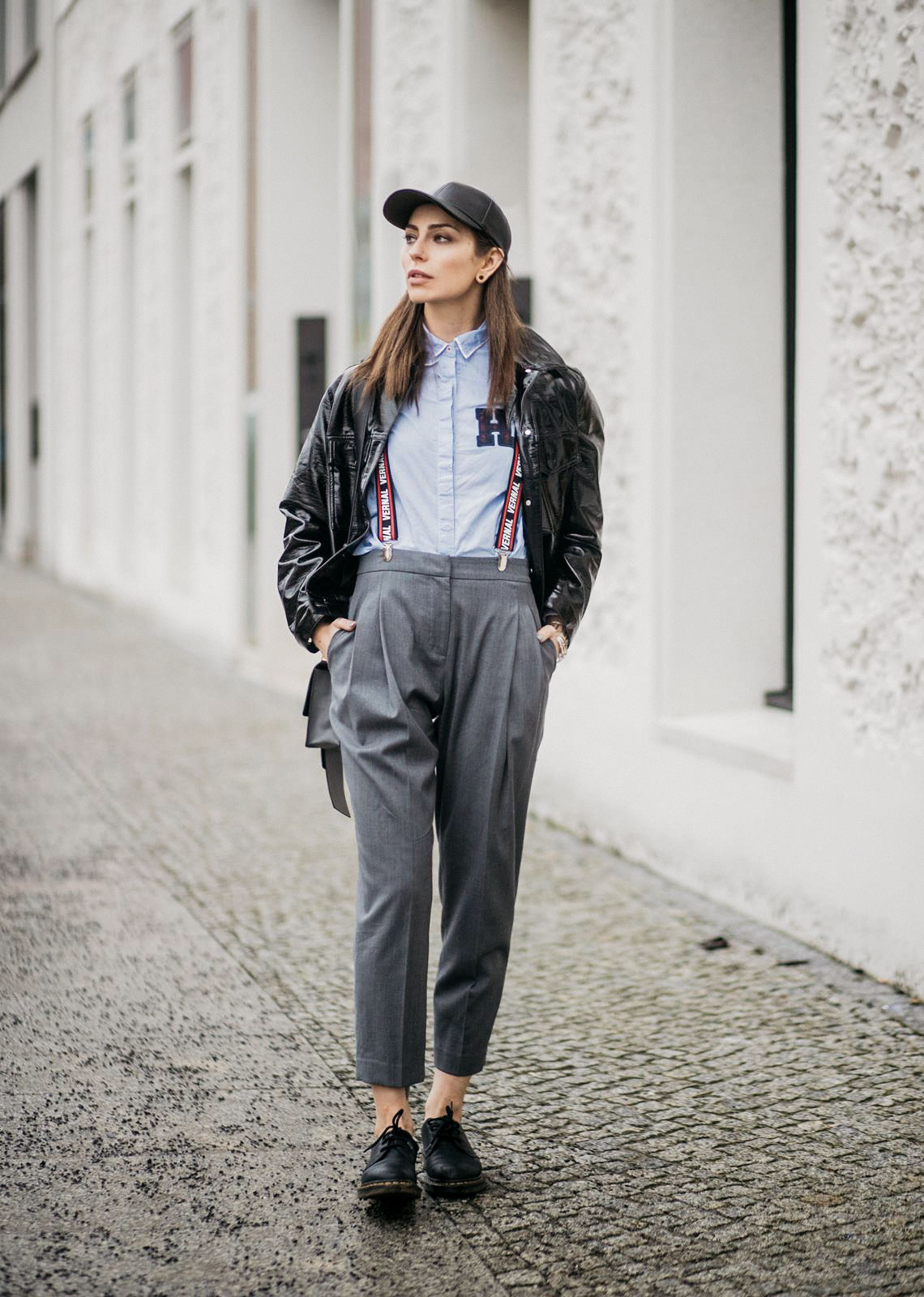 Street Style | Street Wear | Outfit | Fashion Week Berlin | Tomboy | sporty, casual, sexy, edgy