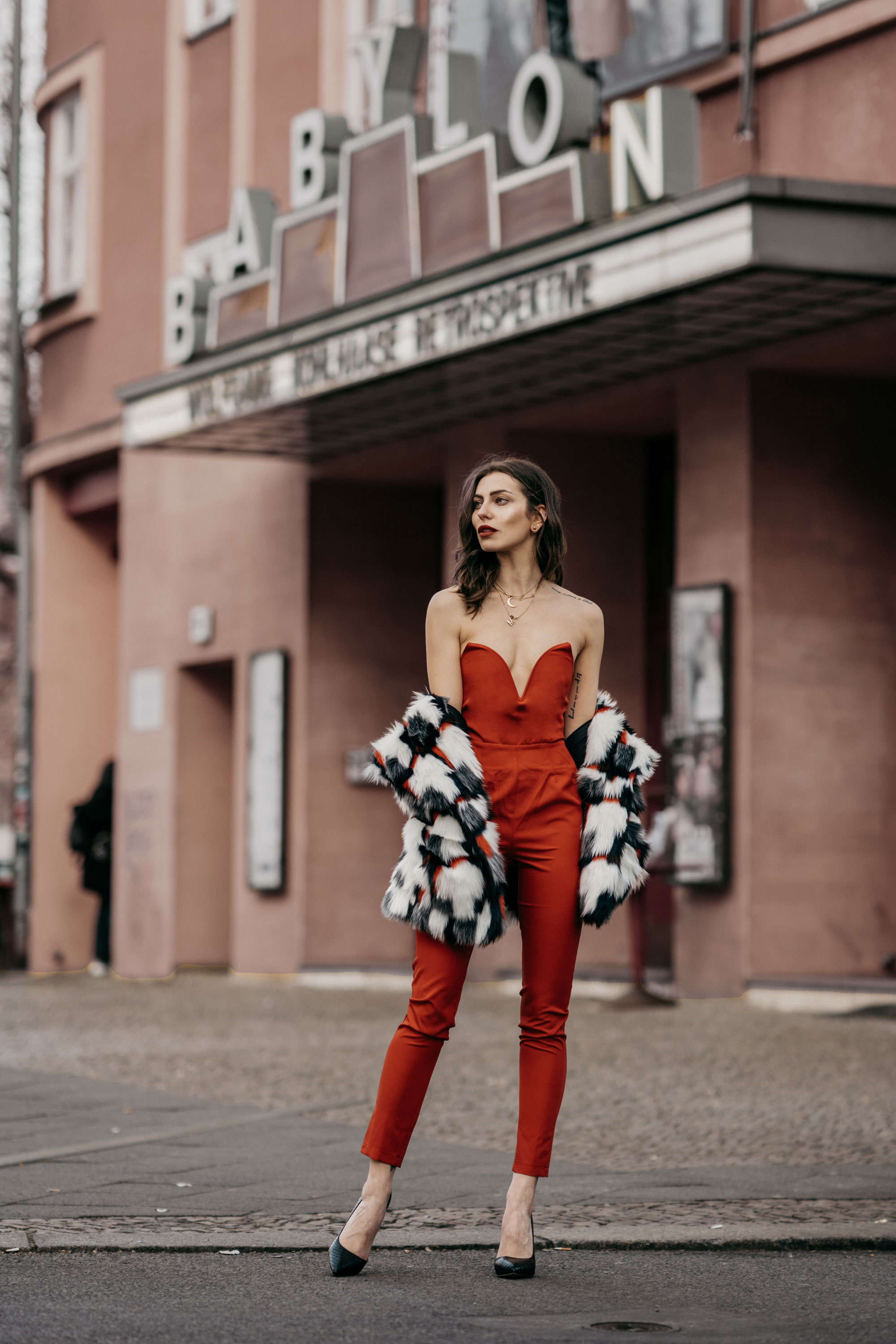 Street Style | Fashion | Mode | Kino | Party | Rouge | Berlin, Paris