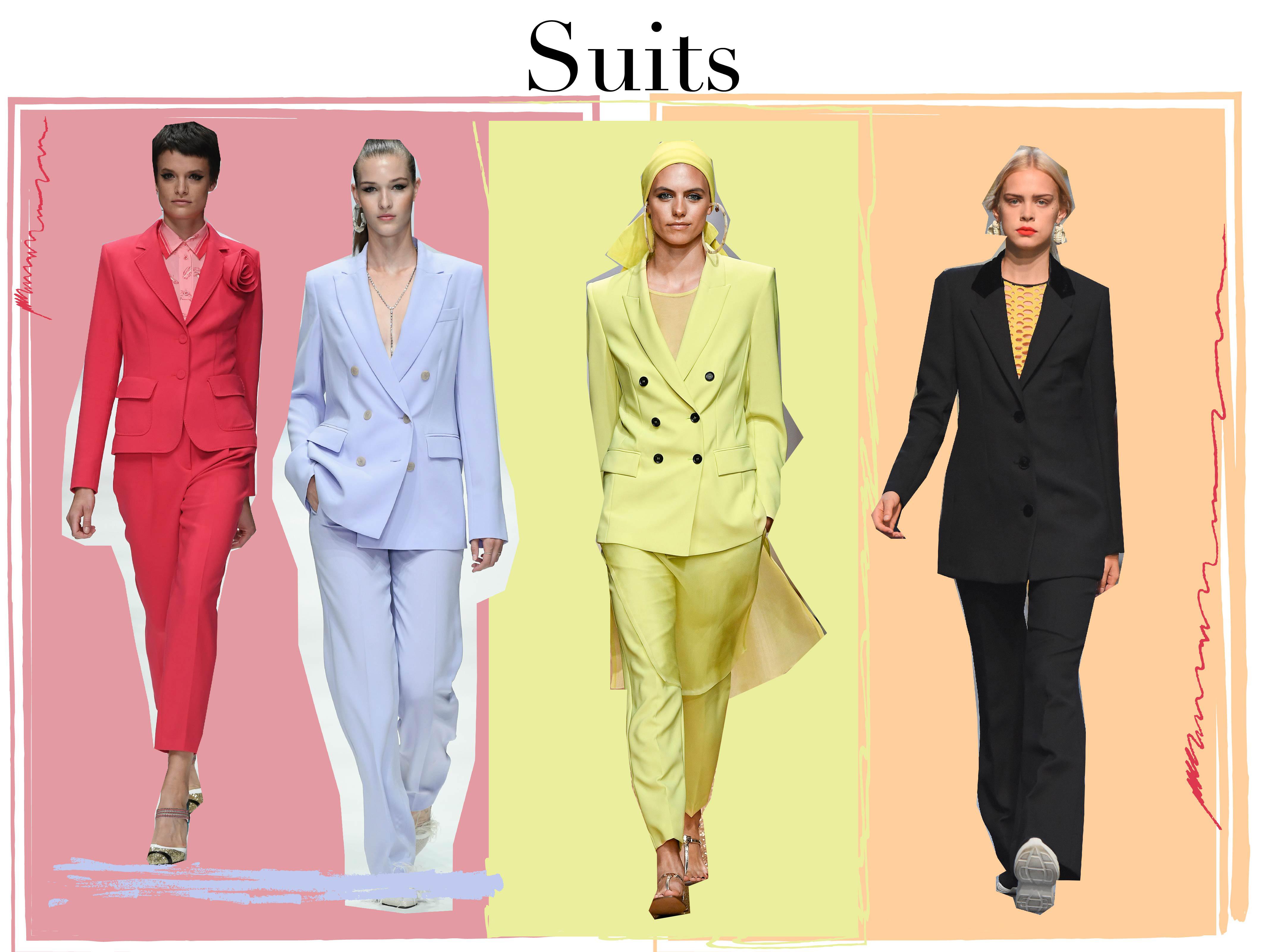 Fadhion Bloggerin Deutschland 2019: Fashion Week: Trends For S/S 2019