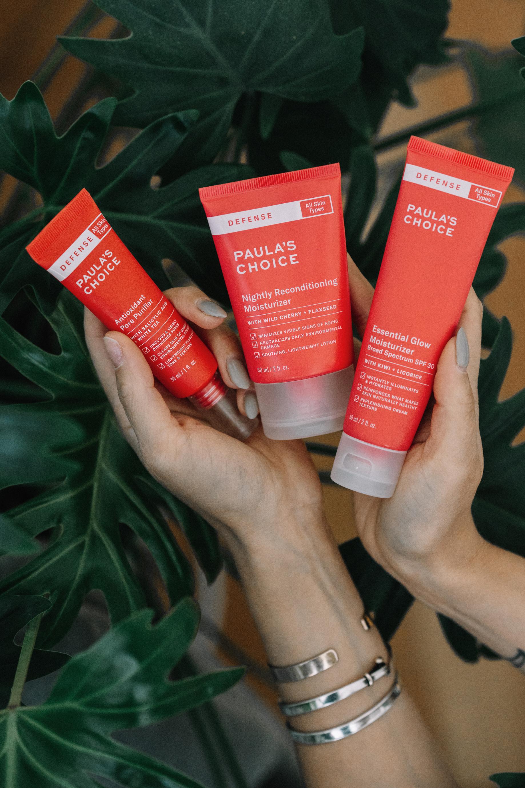Paulas Choice   Defense   Hautpflege