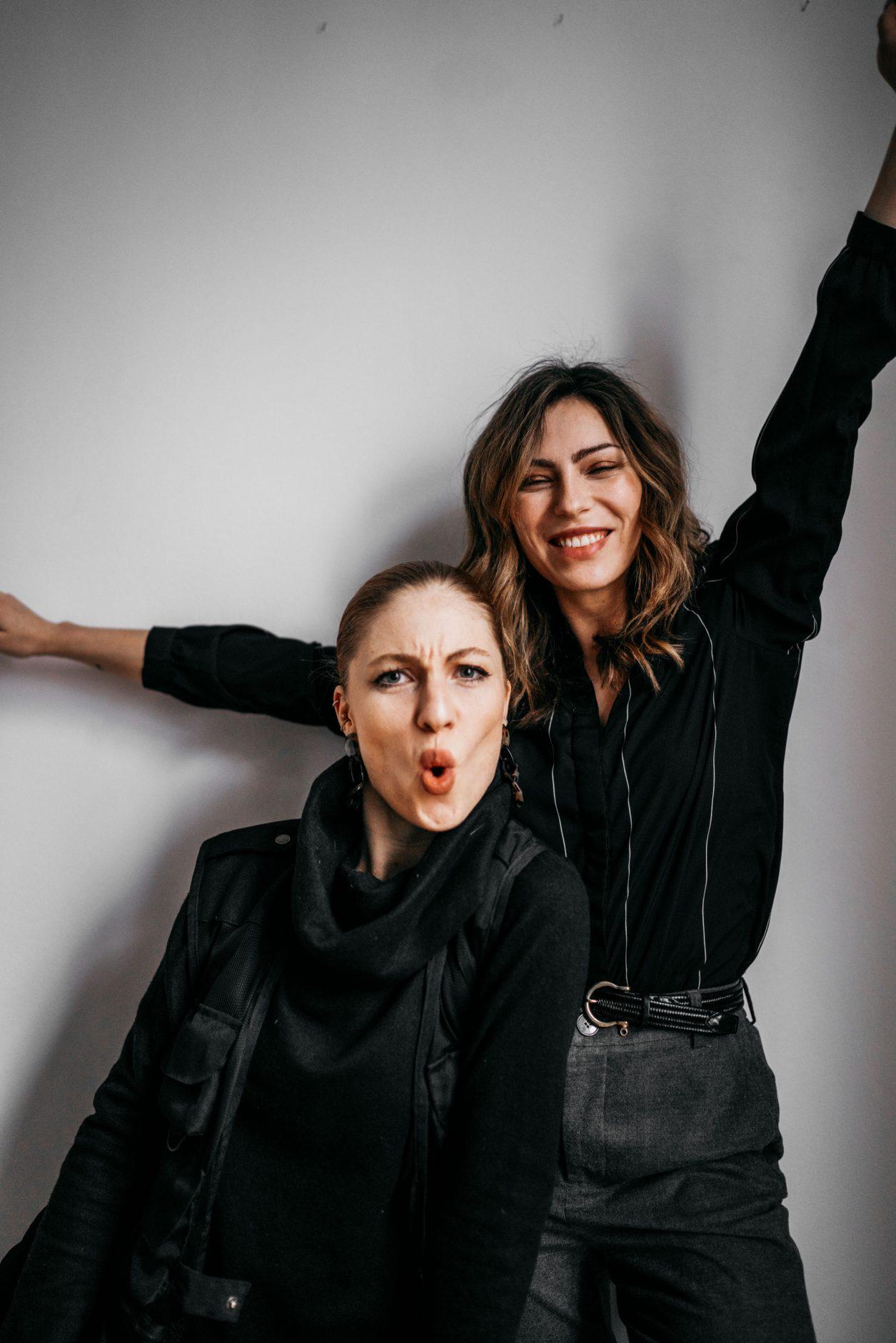 Matchalatte подкаст | Маша Сэджвик и Лиза Банхолзер | проект с друзьями | лучшие друзья и модные блогеры