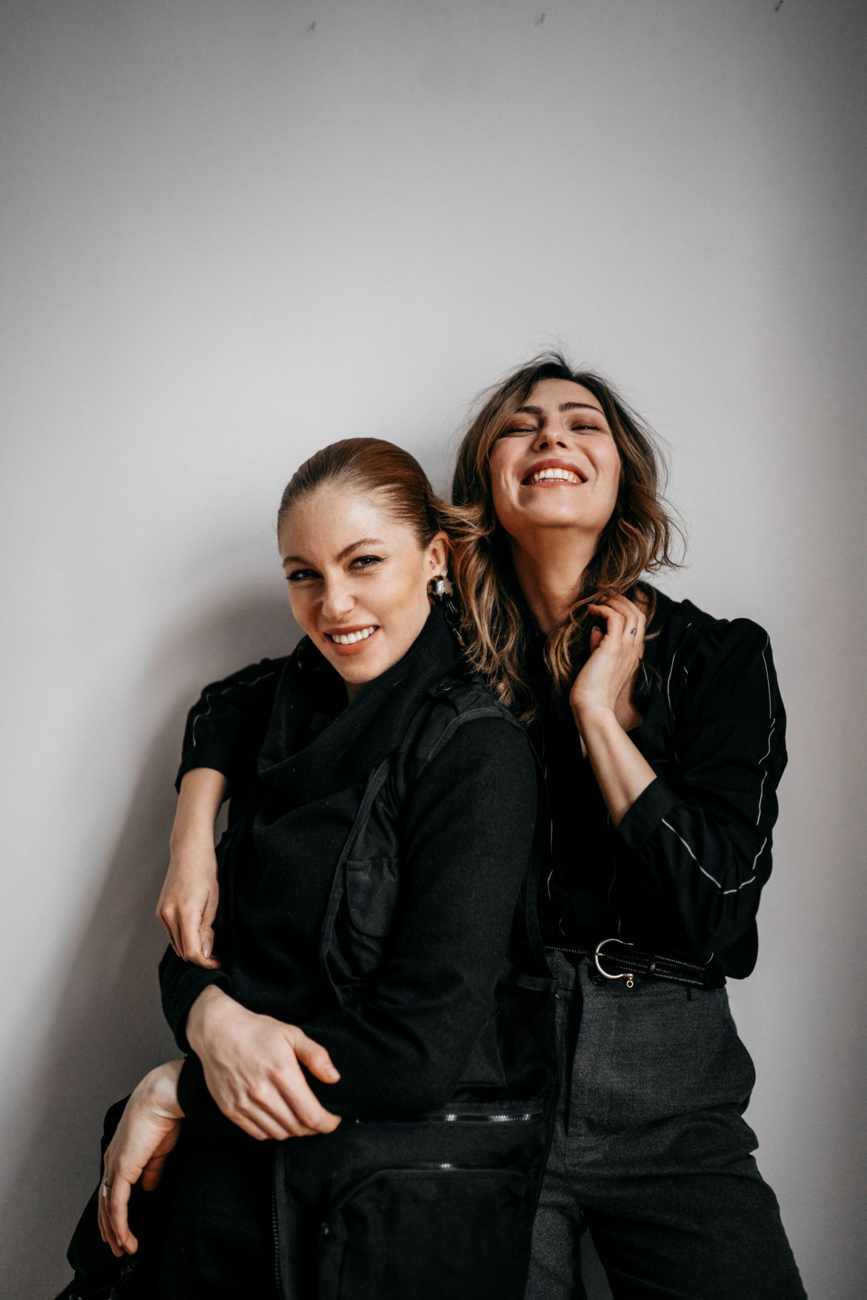 Matchalatte Podcast | Masha Sedgwick & Lisa Banholzer | Friendship goals | best friends & fashion blogger