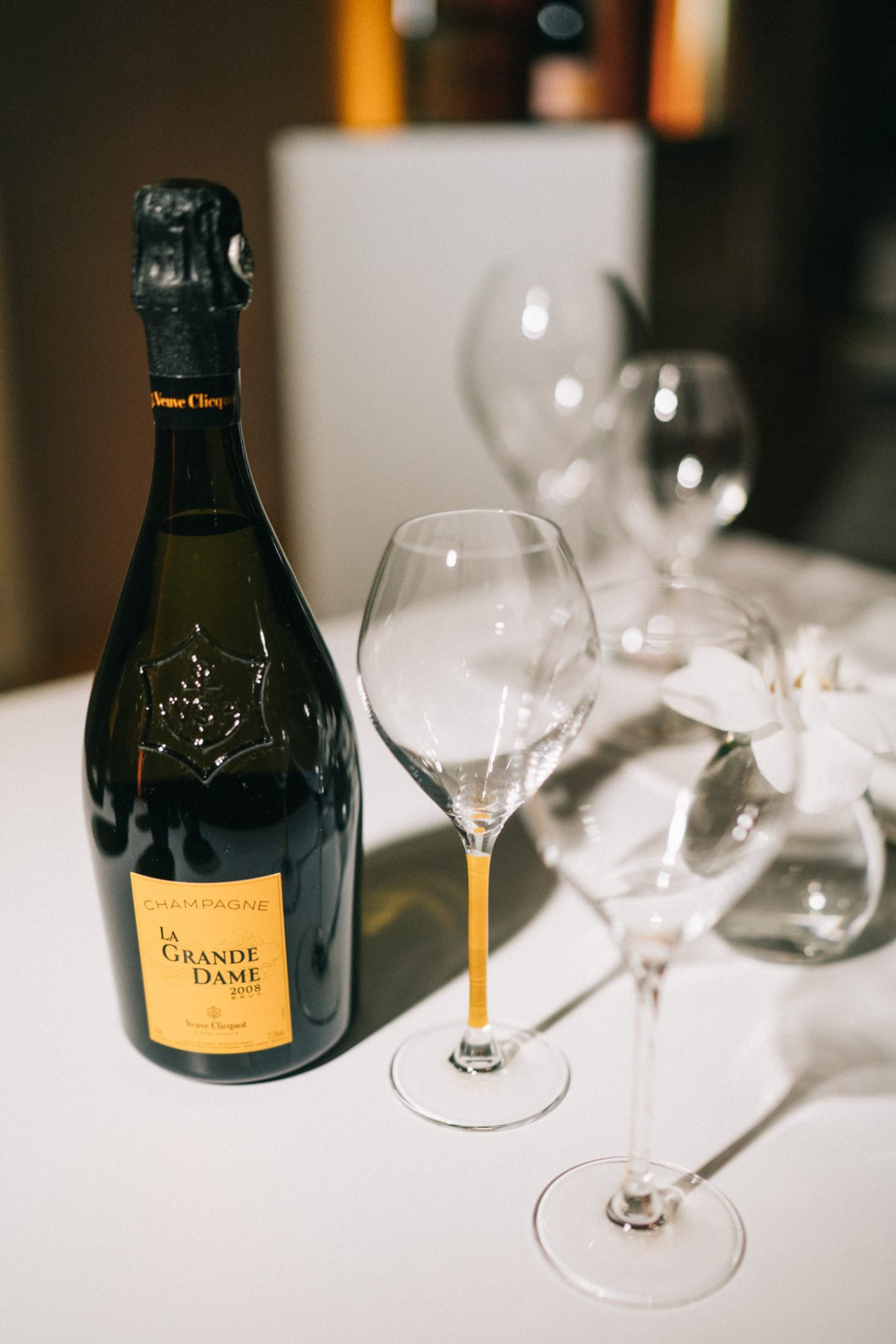 Veuve Clicquot Business Woman Award Germany 2019 | by Masha Sedgwick | Interview with Verena Pausdner | La Grande Dame 2008 Champagne