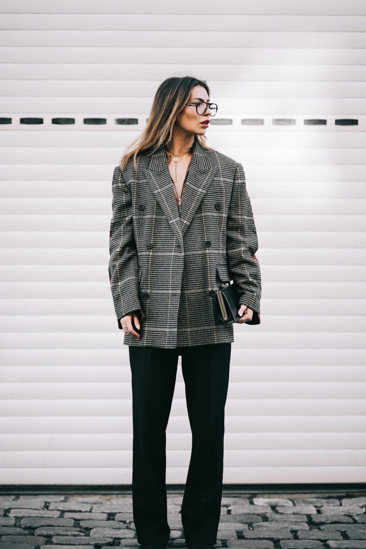 Oversized Business Look