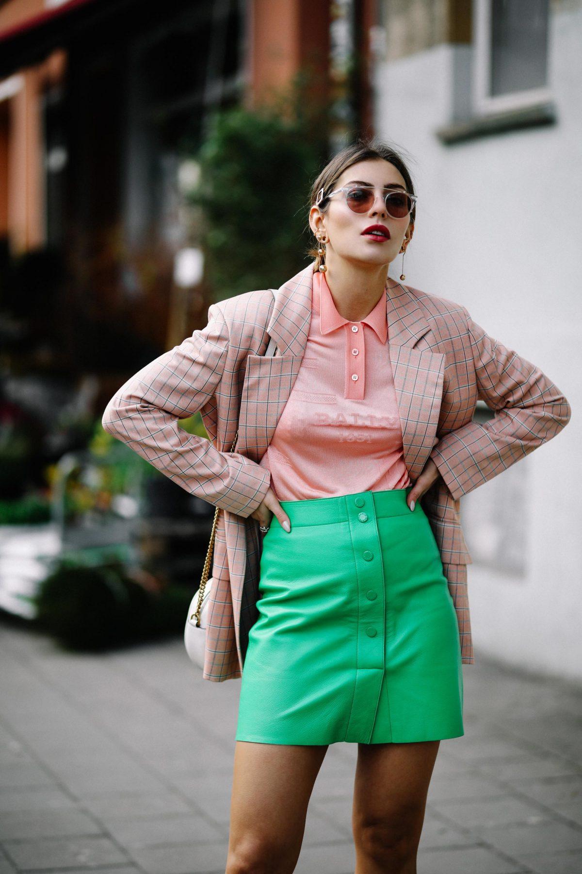The Pink Blazer