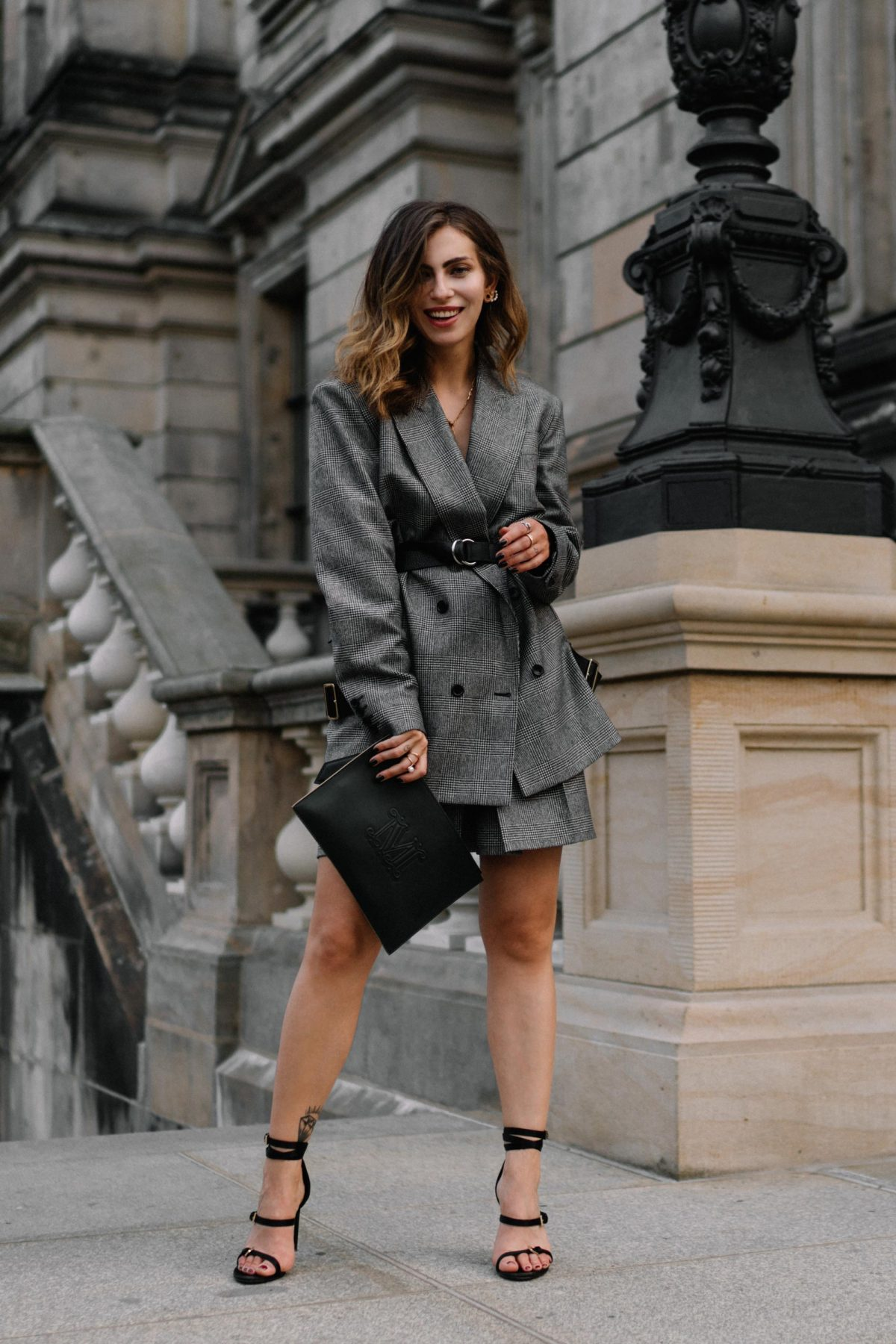 Business Skirt Suit