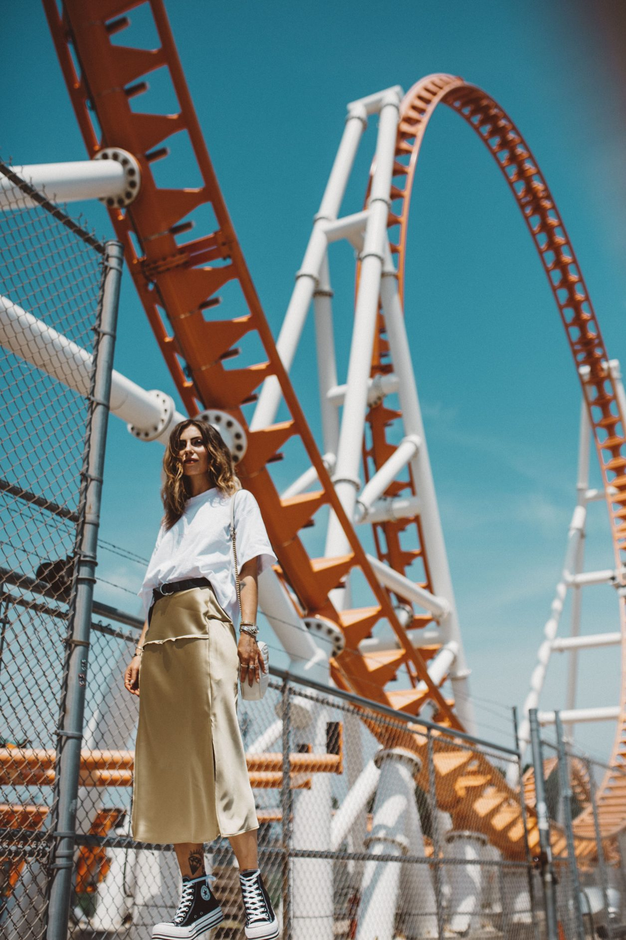 Coney Island | Summer | New York City | American Style | Ice Cream | Editorial