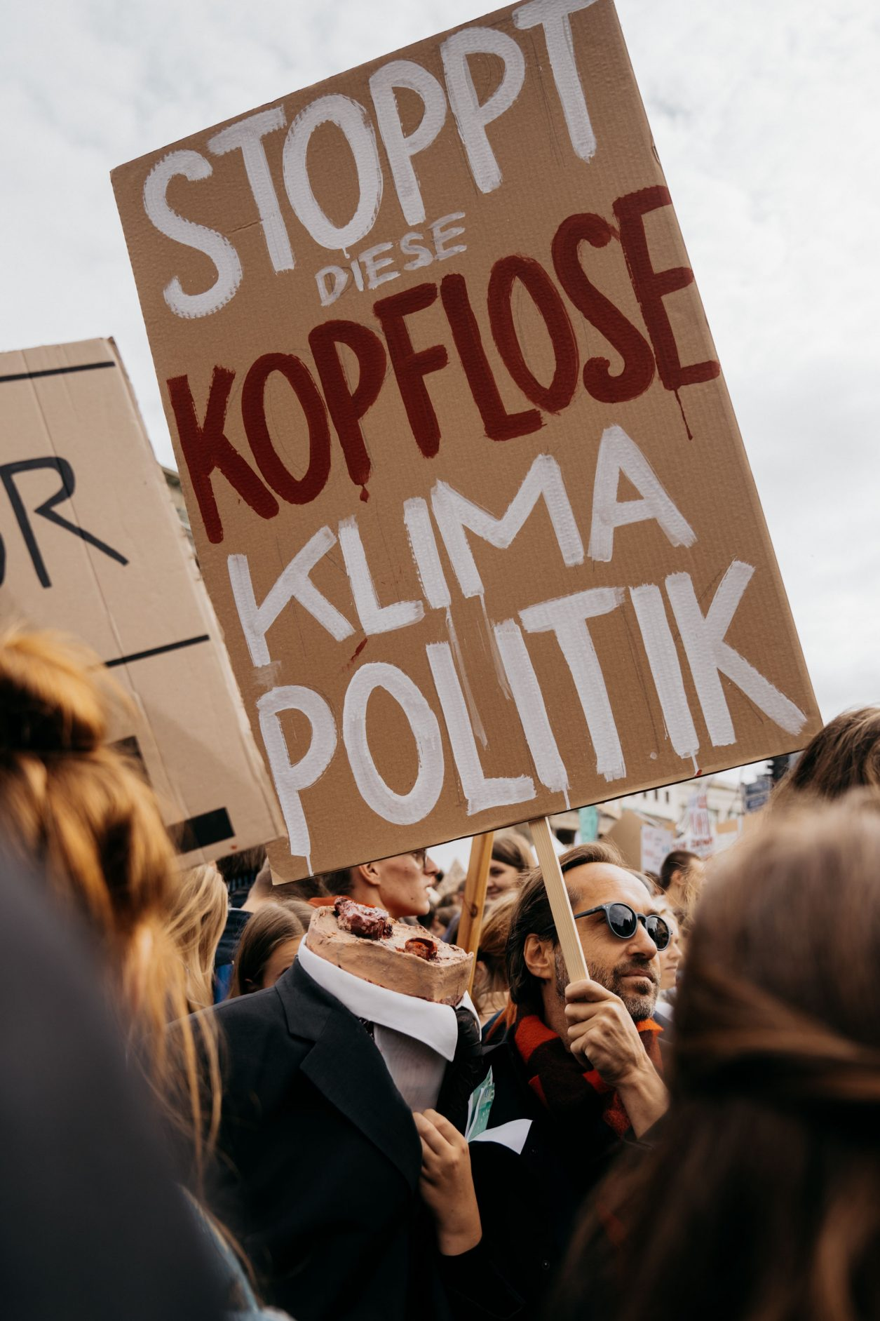 Fridays for Future Demonstration am 20.09.2019 | Klimawandel | Streik | Plakate | Berlin | Klimaschutzpaket | Pariser Klimaabkommen | Politik