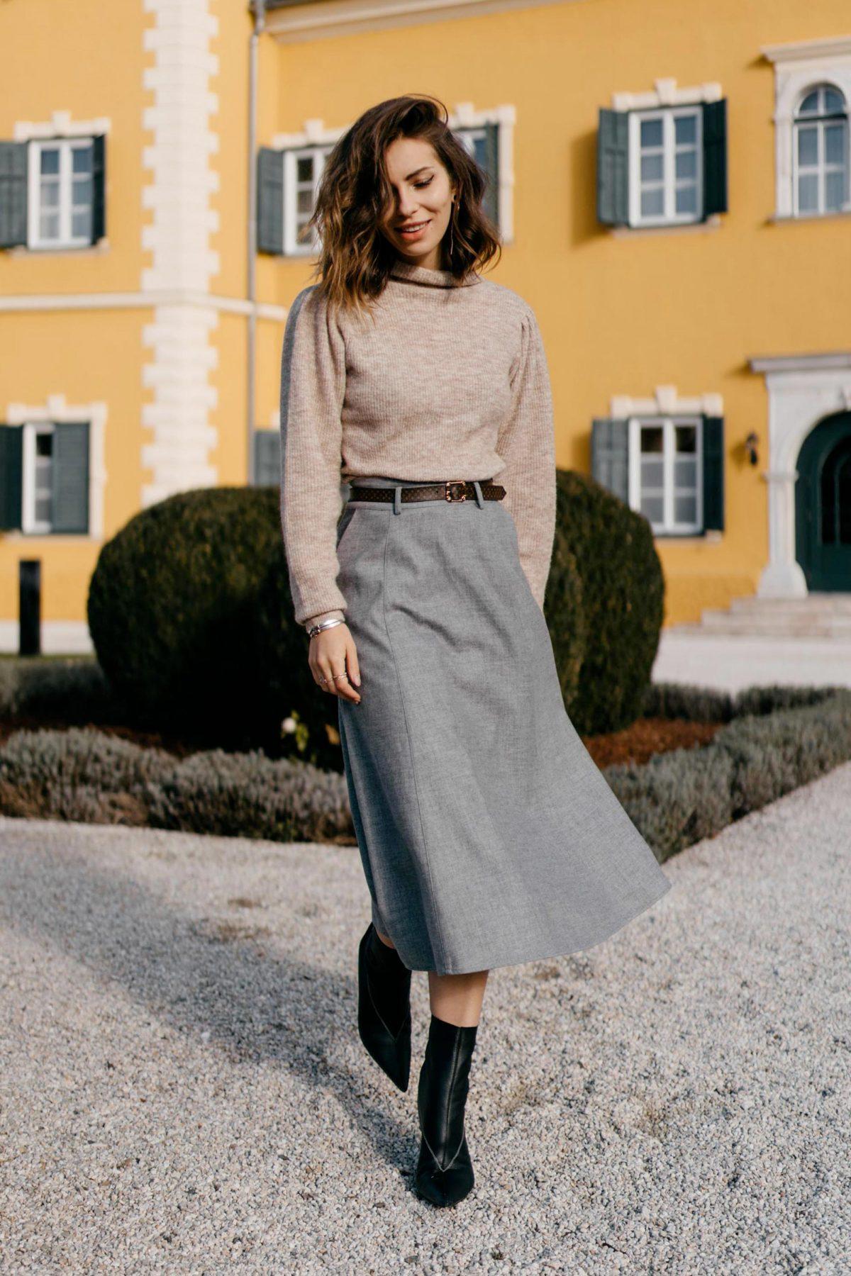 The A-Line Skirt